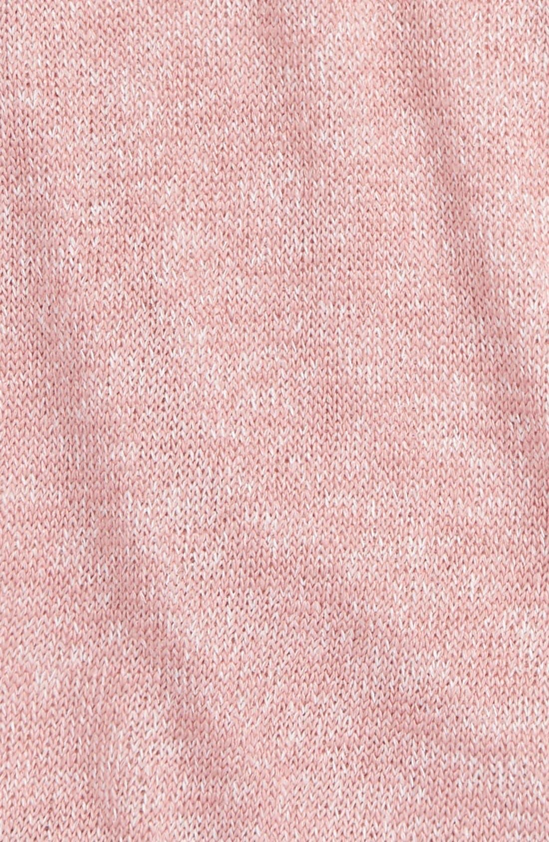 Alternate Image 2  - h.i.p. Mock Neck Knit Top (Big Girls)