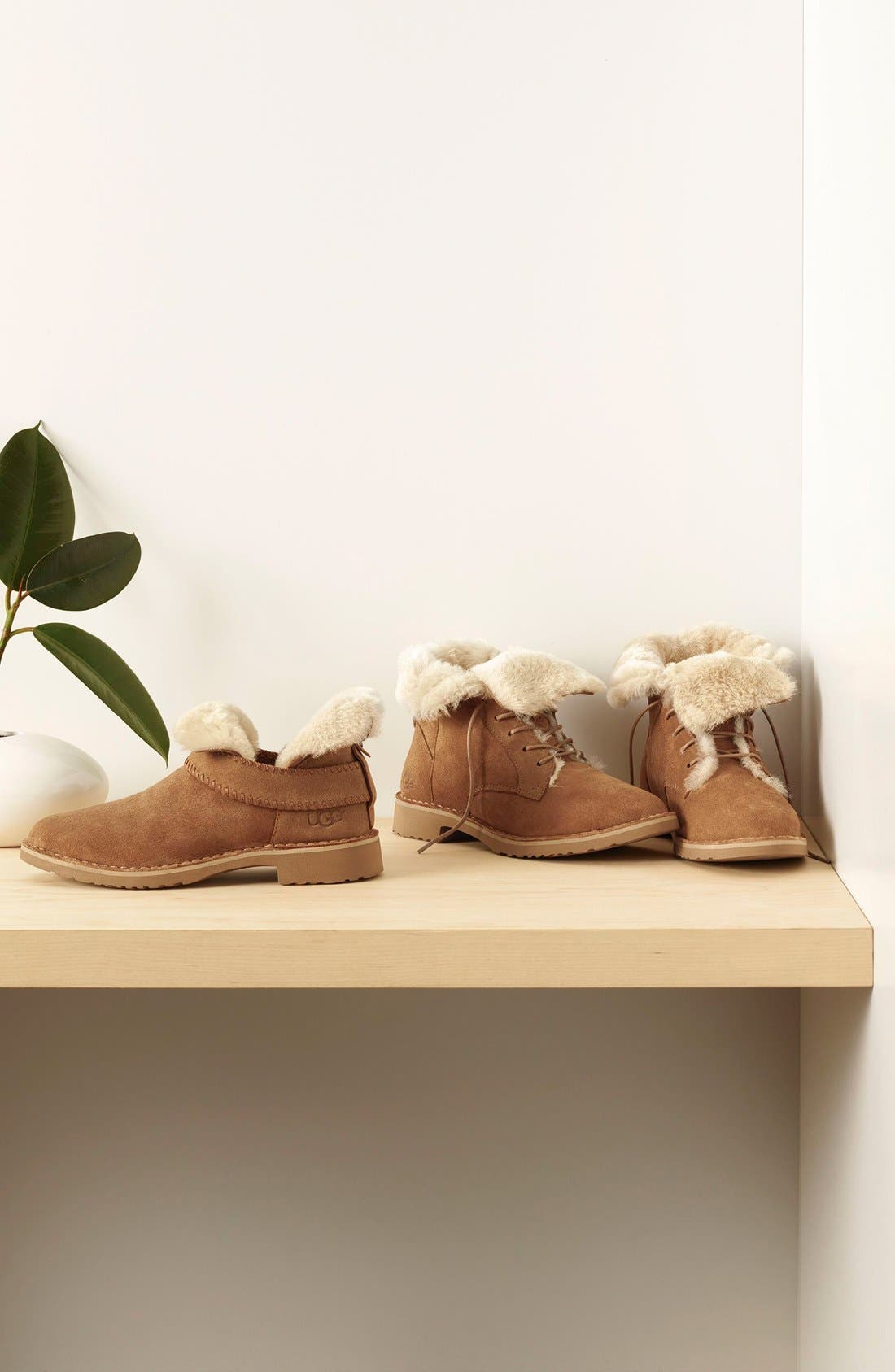 Alternate Image 7  - UGG® Quincy Boot (Women)