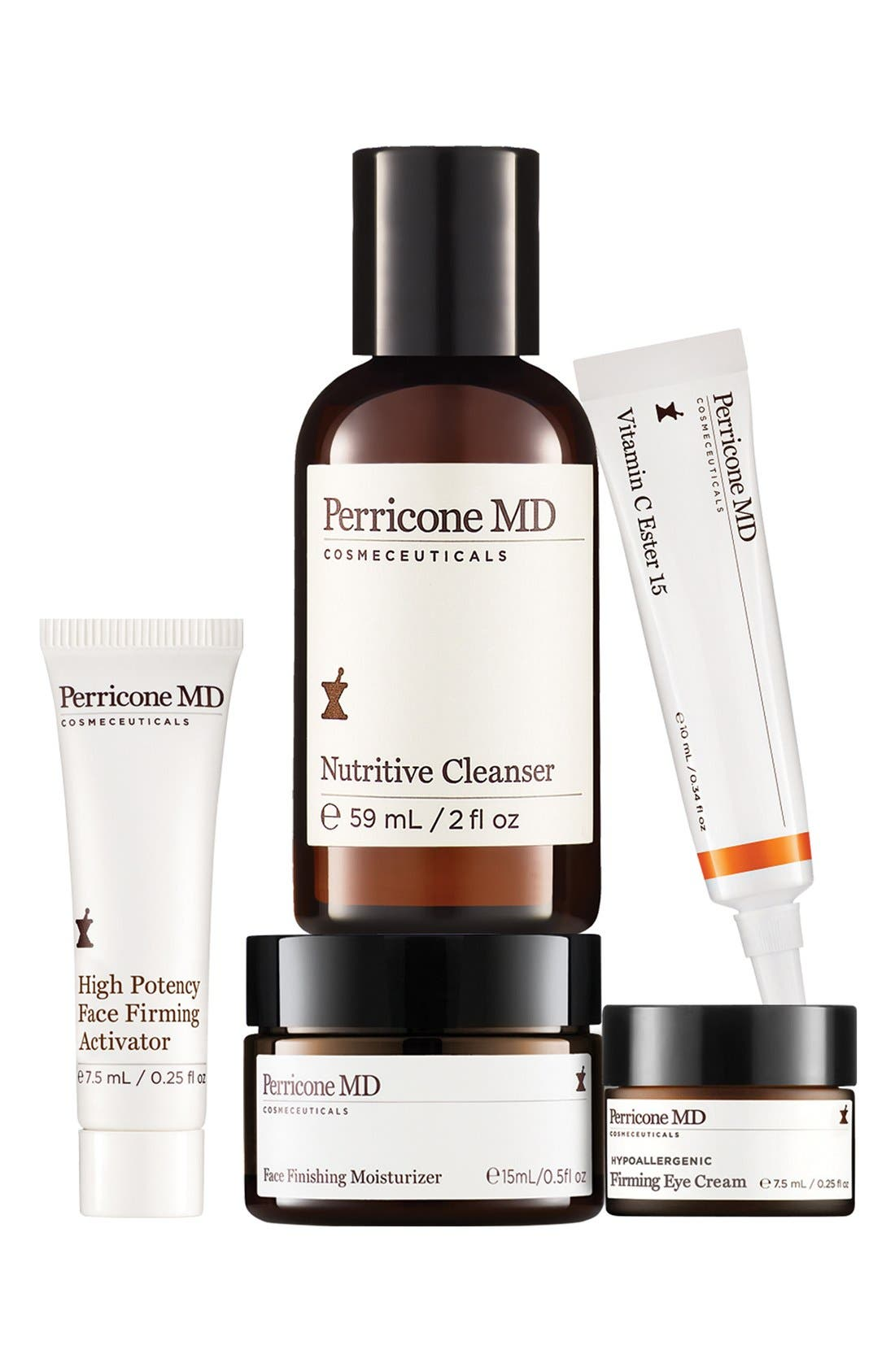 Perricone MD Disc Power Essentials Set (Limited Edition) ($130 Value)