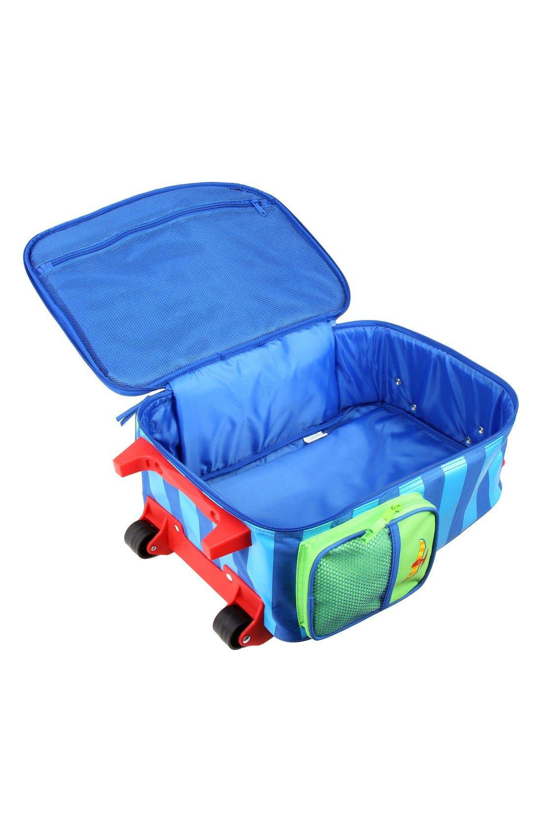 Alternate Image 4  - Stephen Joseph Rolling Suitcase (Kids)