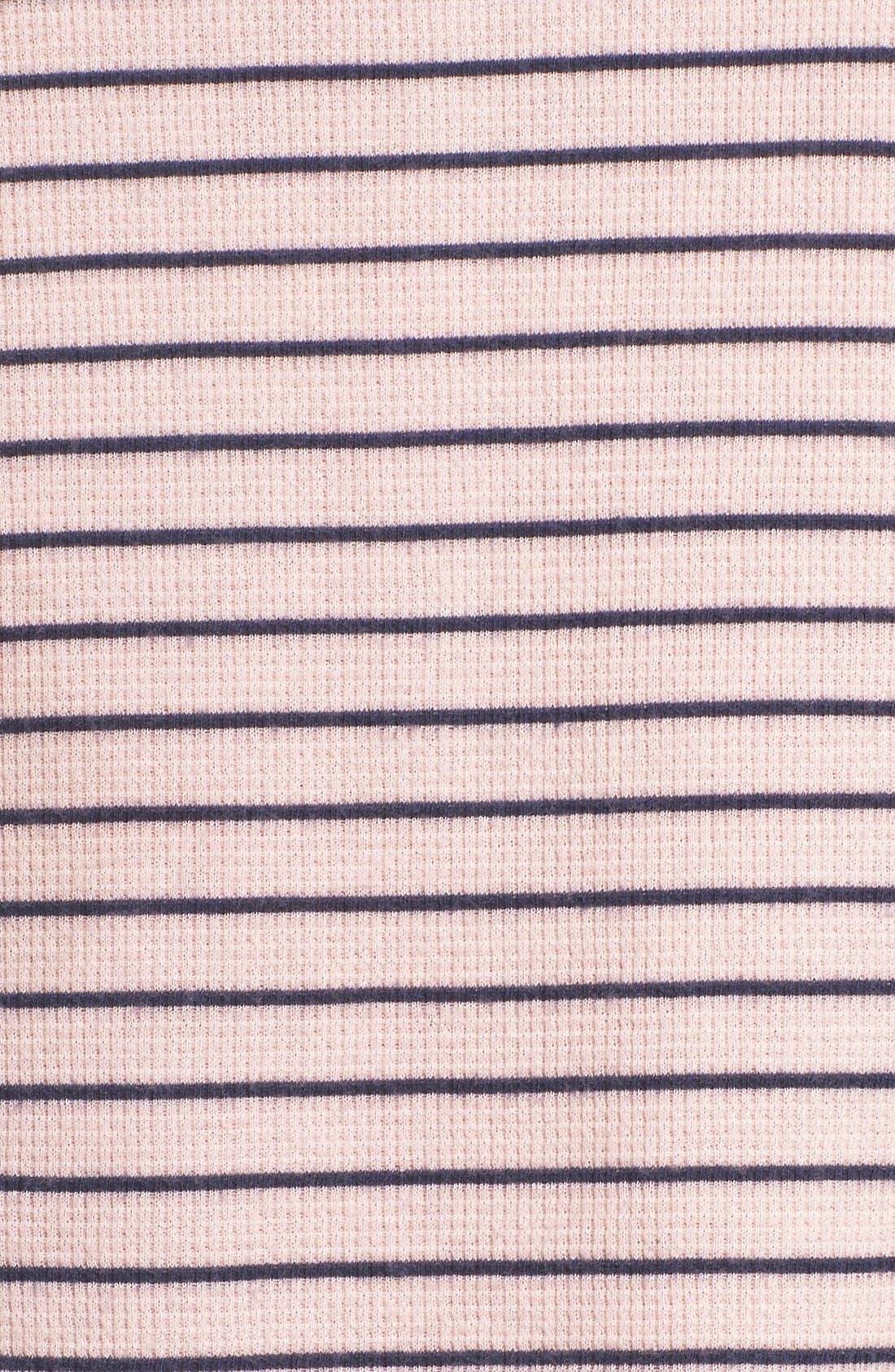 Alternate Image 5  - Nordstrom Lingerie Sleepyhead Thermal Pajamas