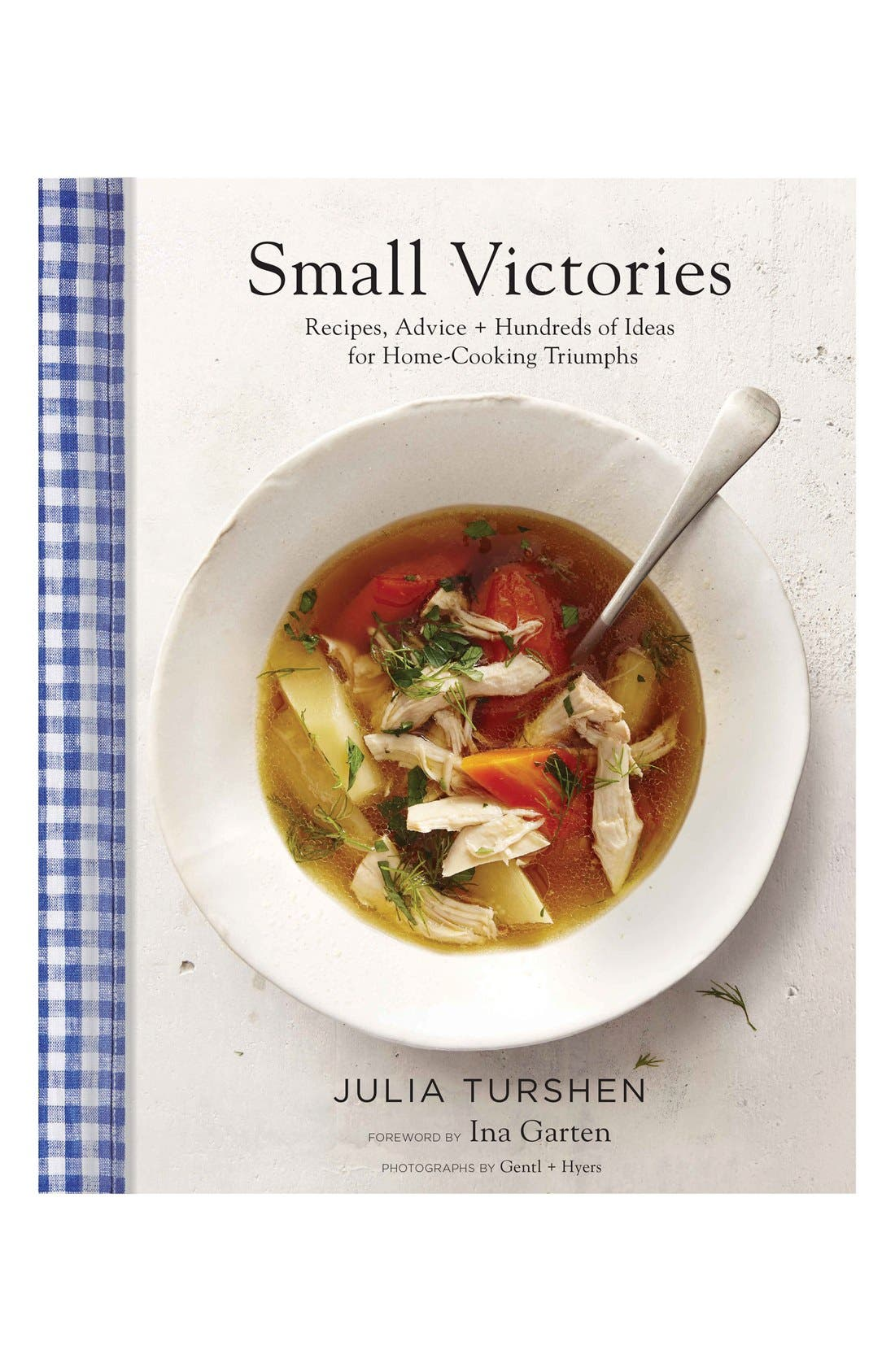 Main Image - 'Small Victories - Recipes, Advice + Hundreds of Ideas for Home Cooking Triumphs' Cookbook