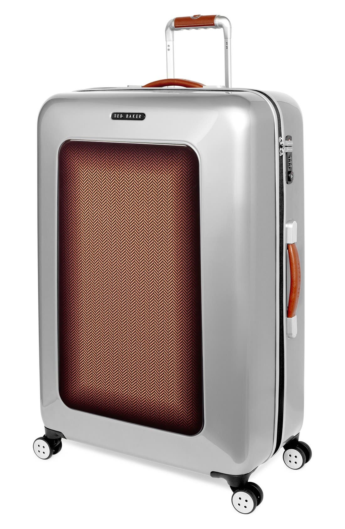 Alternate Image 2  - Ted Baker London Large Four Wheel Suitcase (31 Inch)