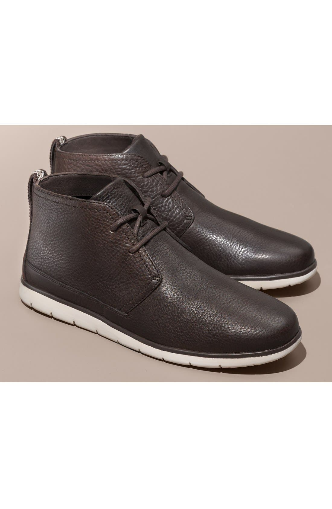 Alternate Image 7  - UGG® Freamon Chukka Boot (Men)