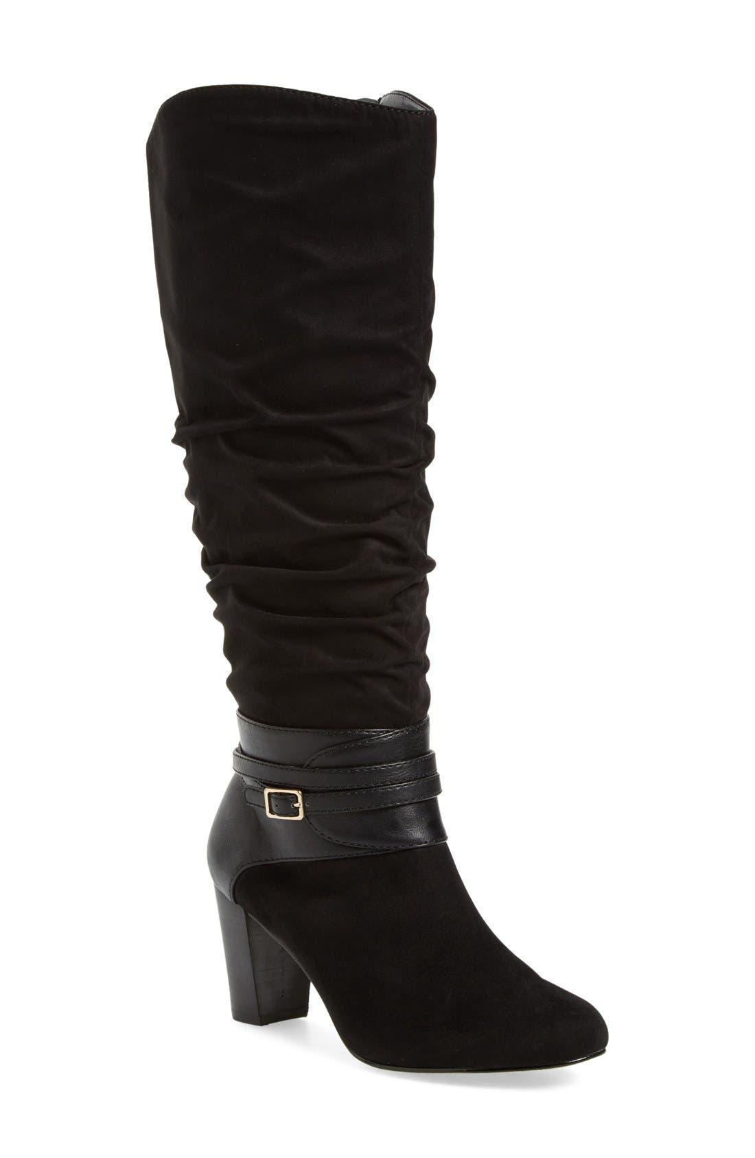 Alternate Image 1 Selected - Bella Vita 'Tabitha II' Tall Boot (Women) (Wide Calf)