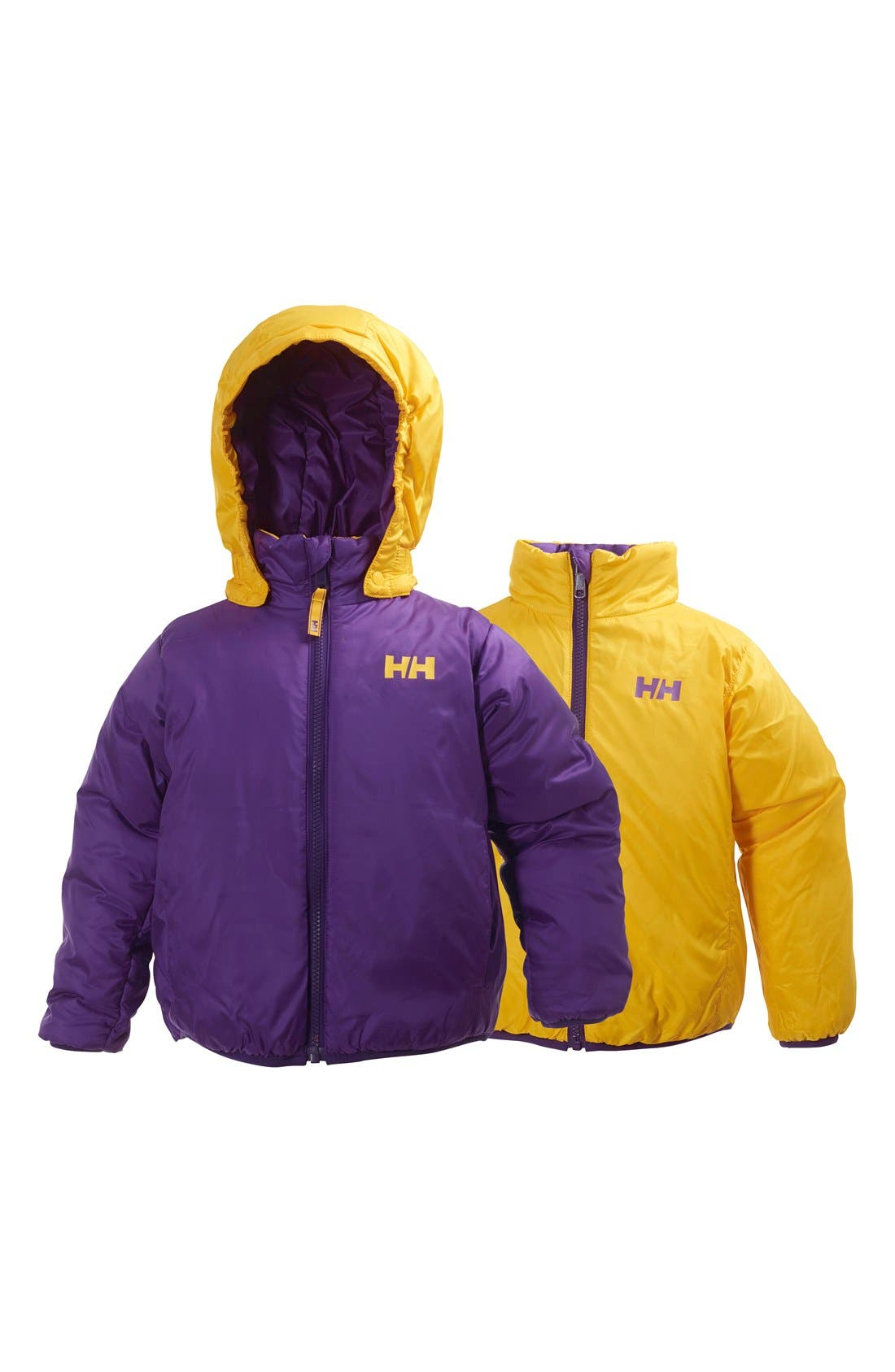 Helly Hansen Synergy Reversible Hooded Jacket (Toddler Girls & Little Girls)