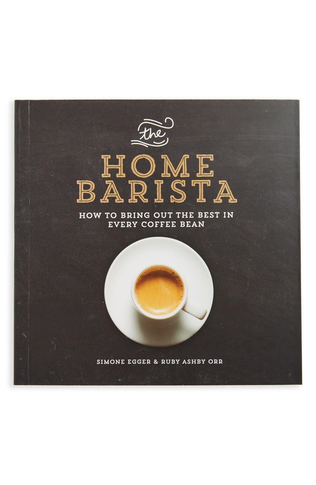 Alternate Image 1 Selected - 'The Home Barista' Book