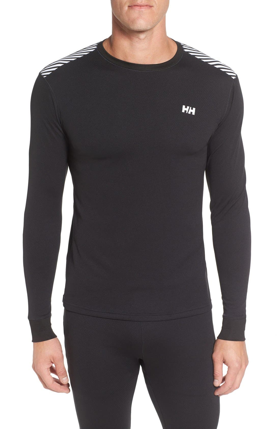 Helly Hansen 'Active Flow' Base Layer Long Sleeve T-Shirt