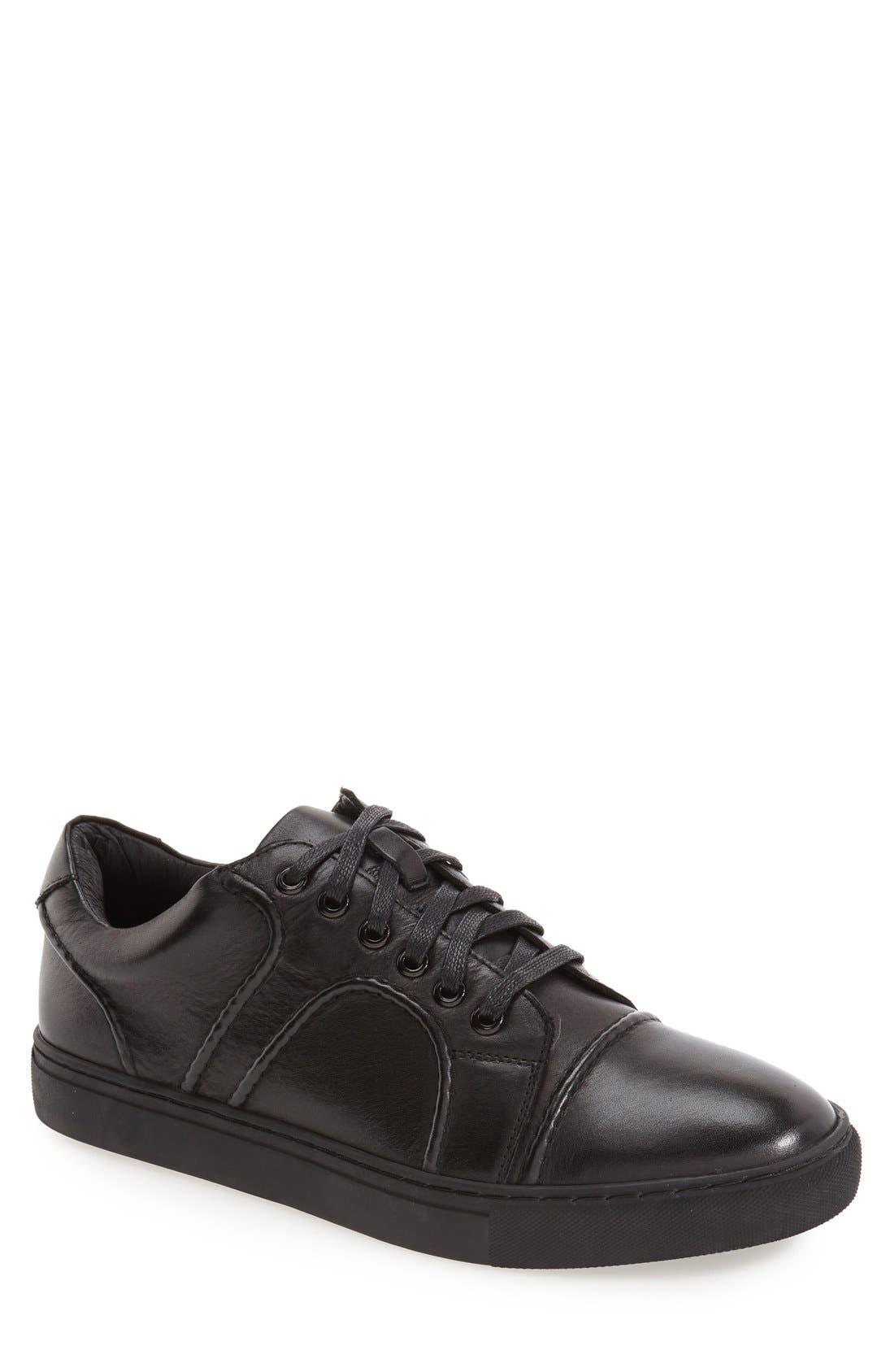 'Echo' Sneaker,                             Main thumbnail 1, color,                             Black