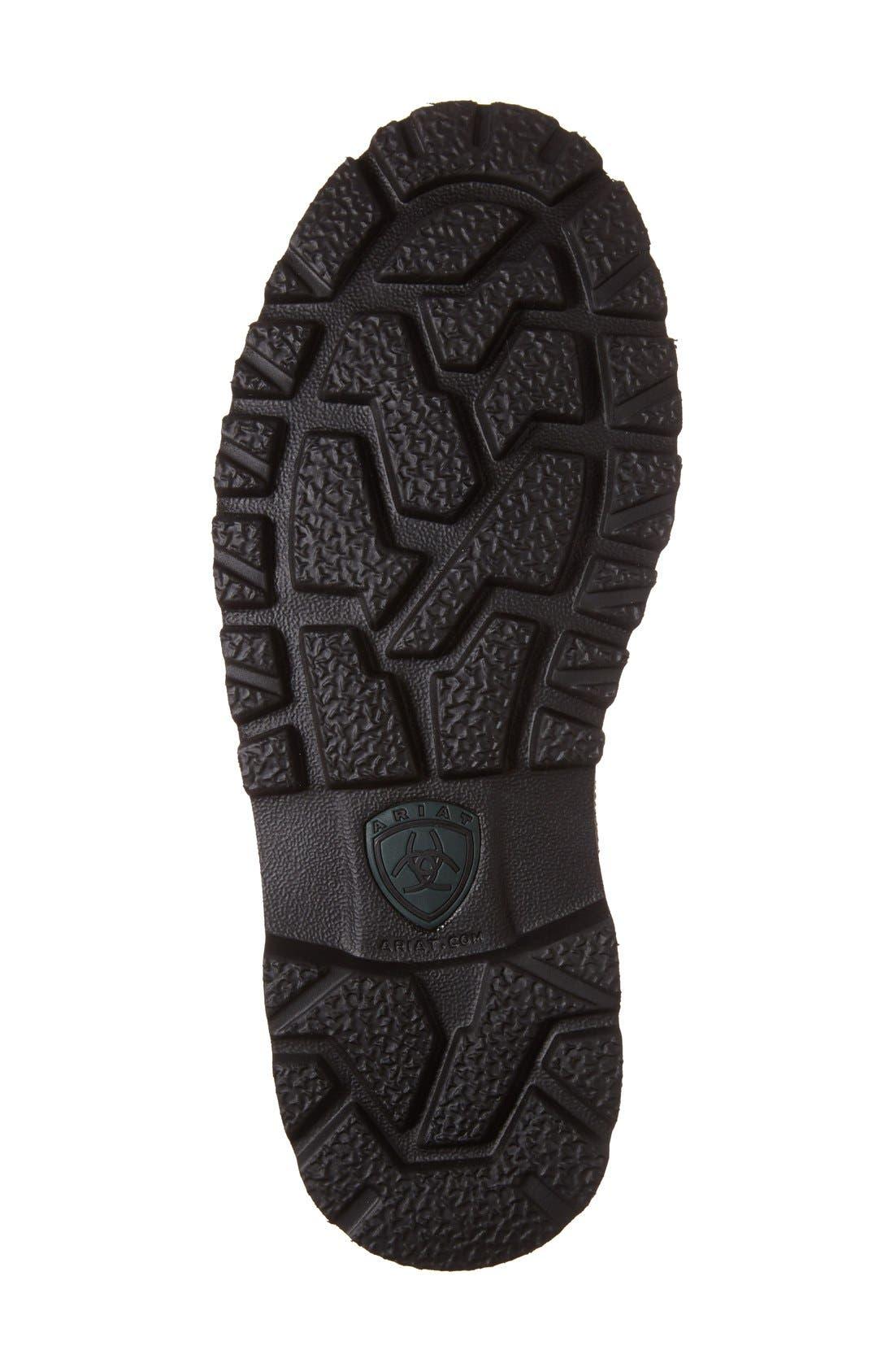 Alternate Image 4  - Ariat 'Spot Hog' Chelsea Boot (Men)