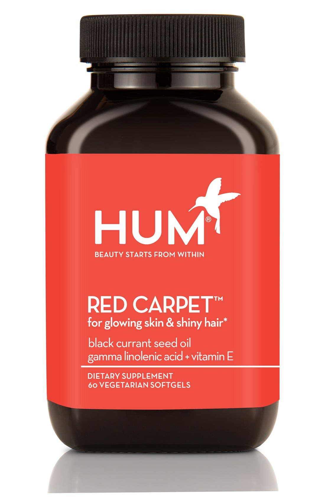Alternate Image 1 Selected - Hum Nutrition Red Carpet® Skin Hydration Supplement