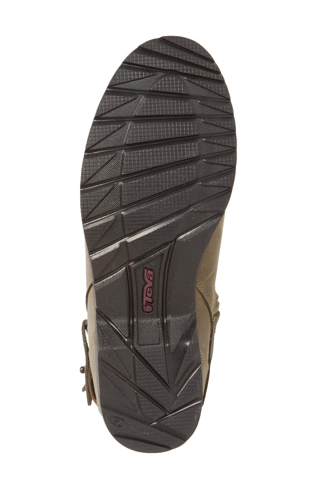 Alternate Image 4  - Teva 'De La Vina' Waterproof Riding Boot (Women)