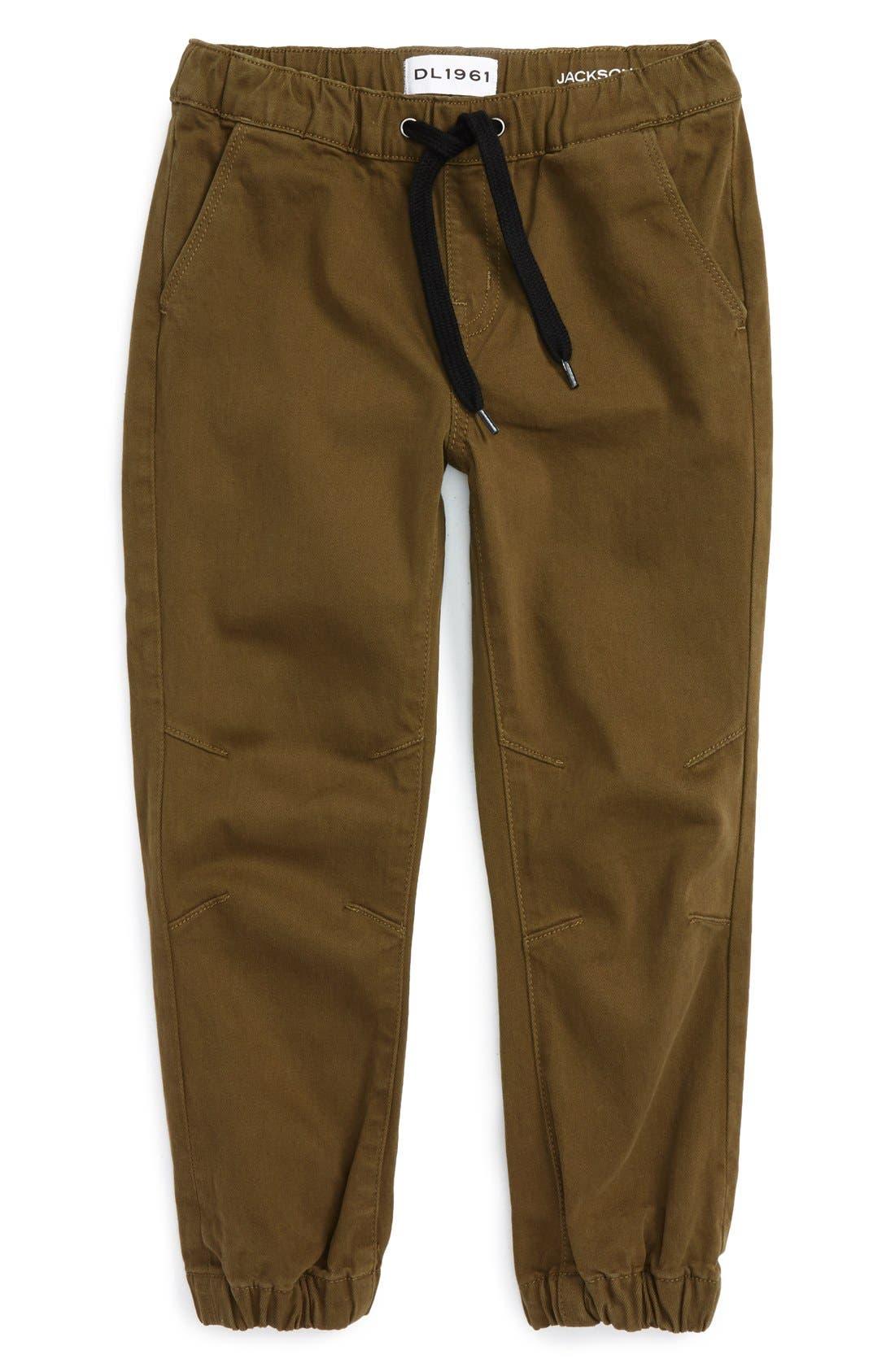 DL1961 'Jackson' Jogger Pants (Toddler Boys & Little Boys)