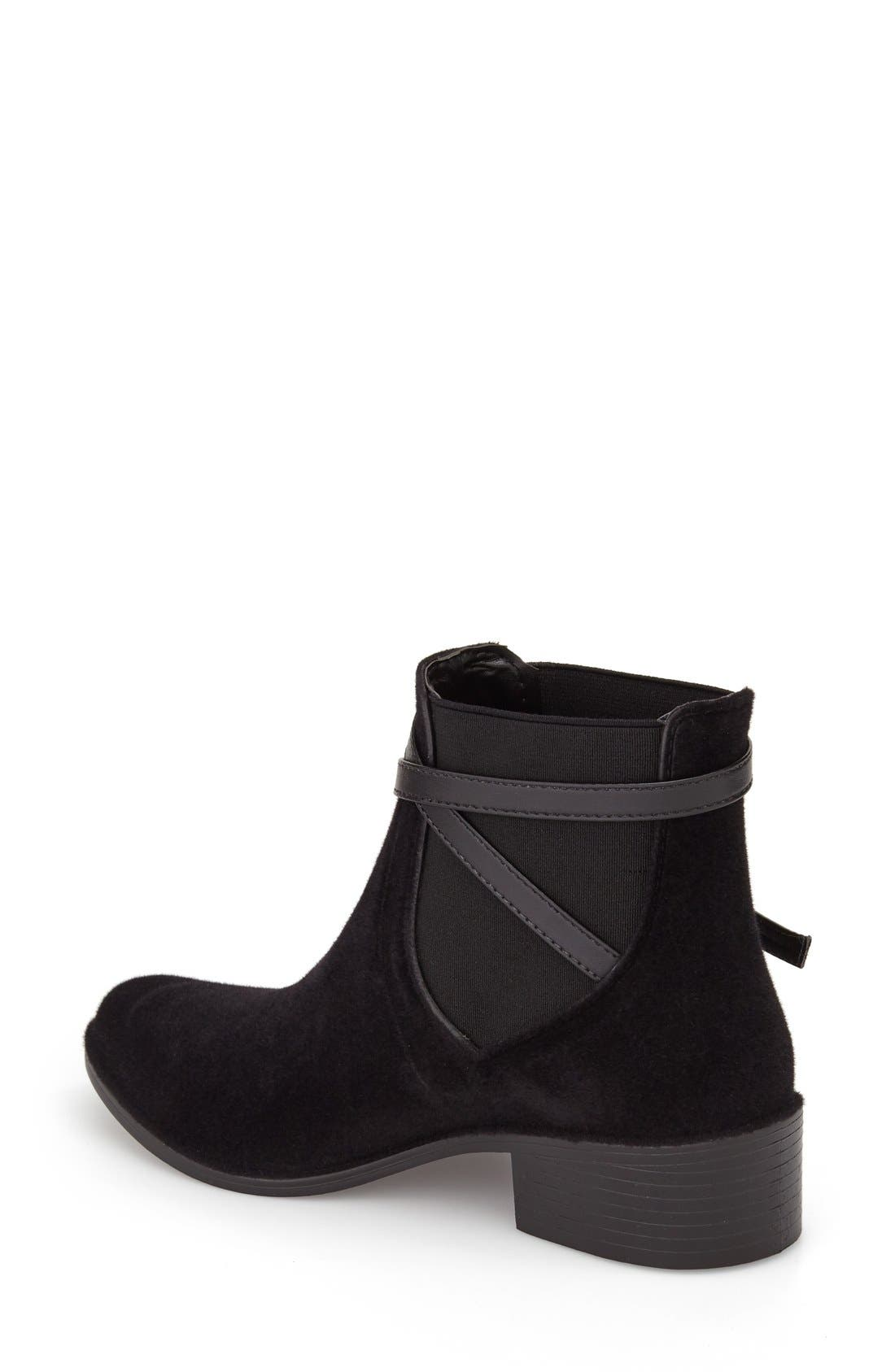 Alternate Image 2  - Bernardo Peony Water Resistant Chelsea Boot (Women)