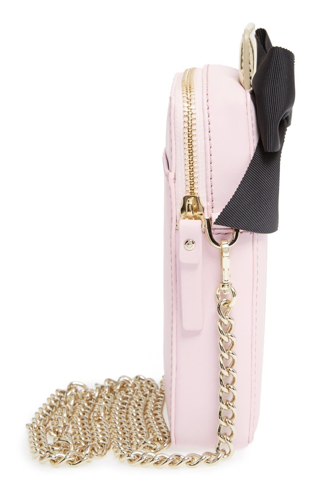 Alternate Image 4  - kate spade new york 'on pointe - perfume bottle' leather crossbody bag