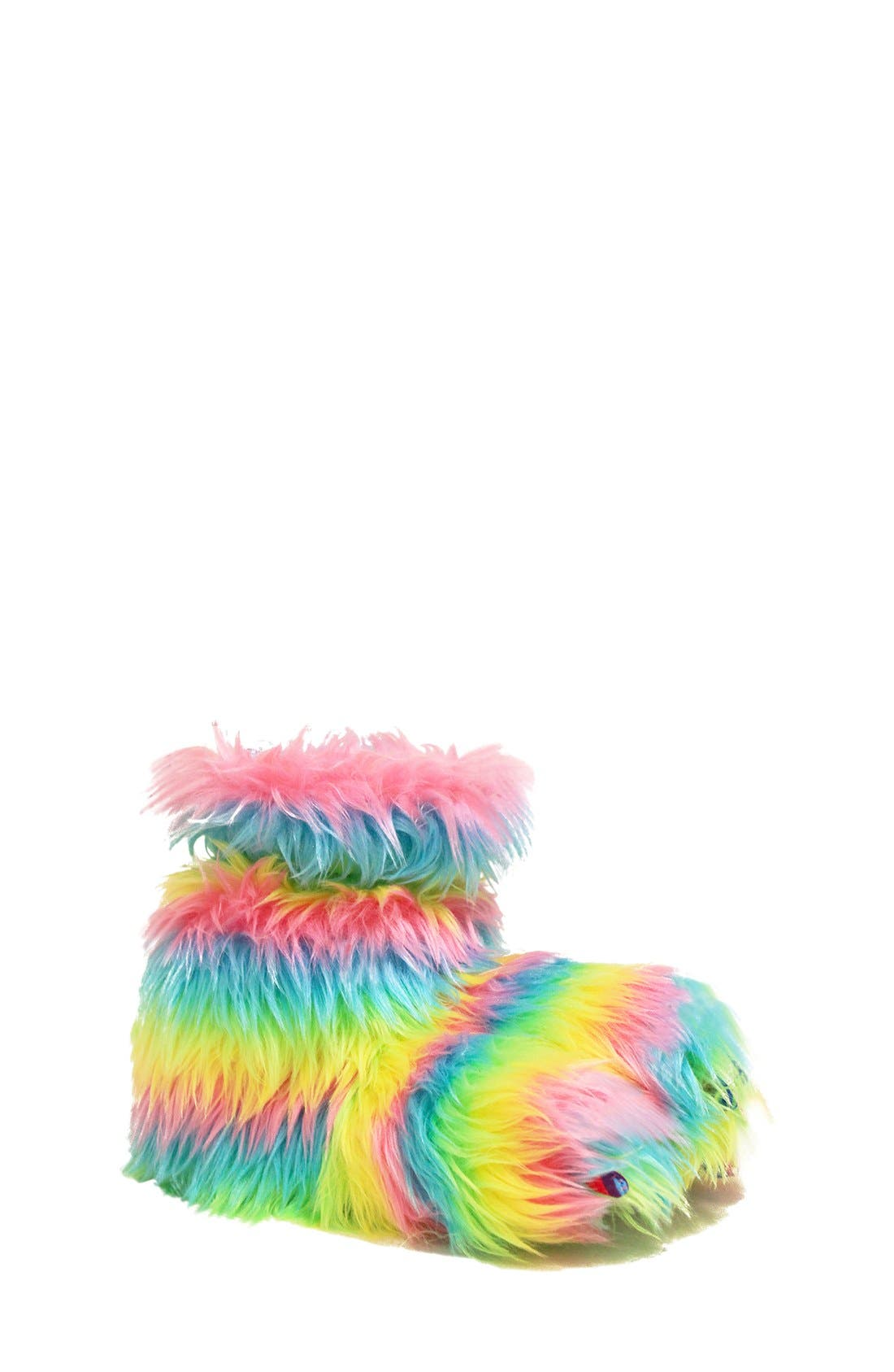 Trimfit Rainbow Paw Slipper (Toddler & Little Kid)