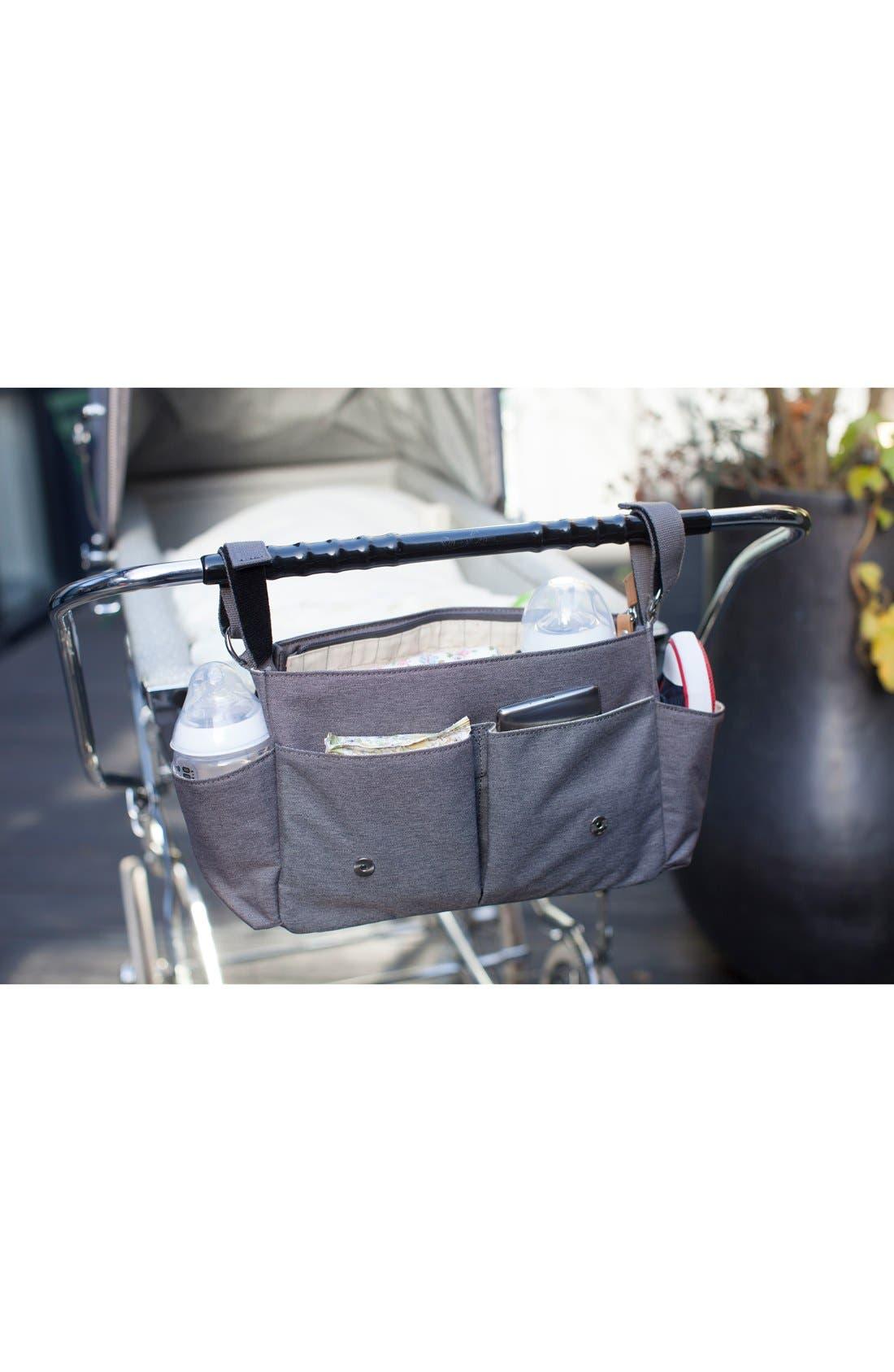 Alternate Image 6  - Storksak Stroller Caddy