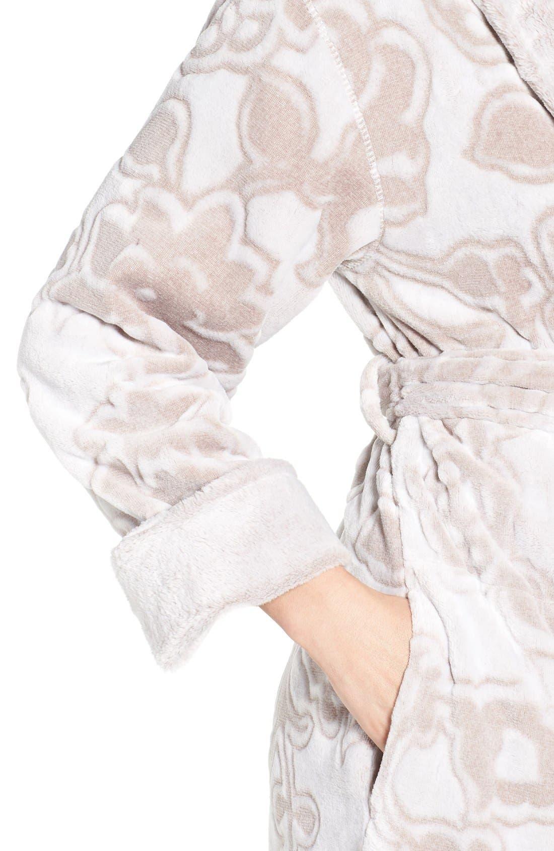 Alternate Image 4  - Natori Plush Robe