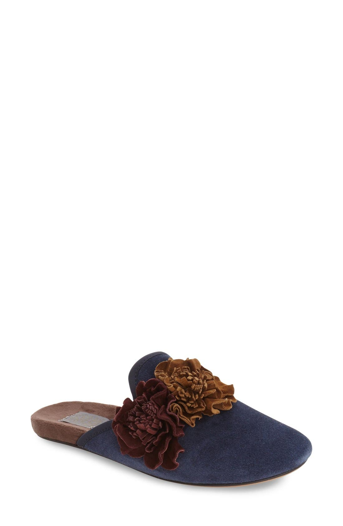 Alternate Image 1 Selected - Daniel Green Lilah Scuff Slipper (Women)