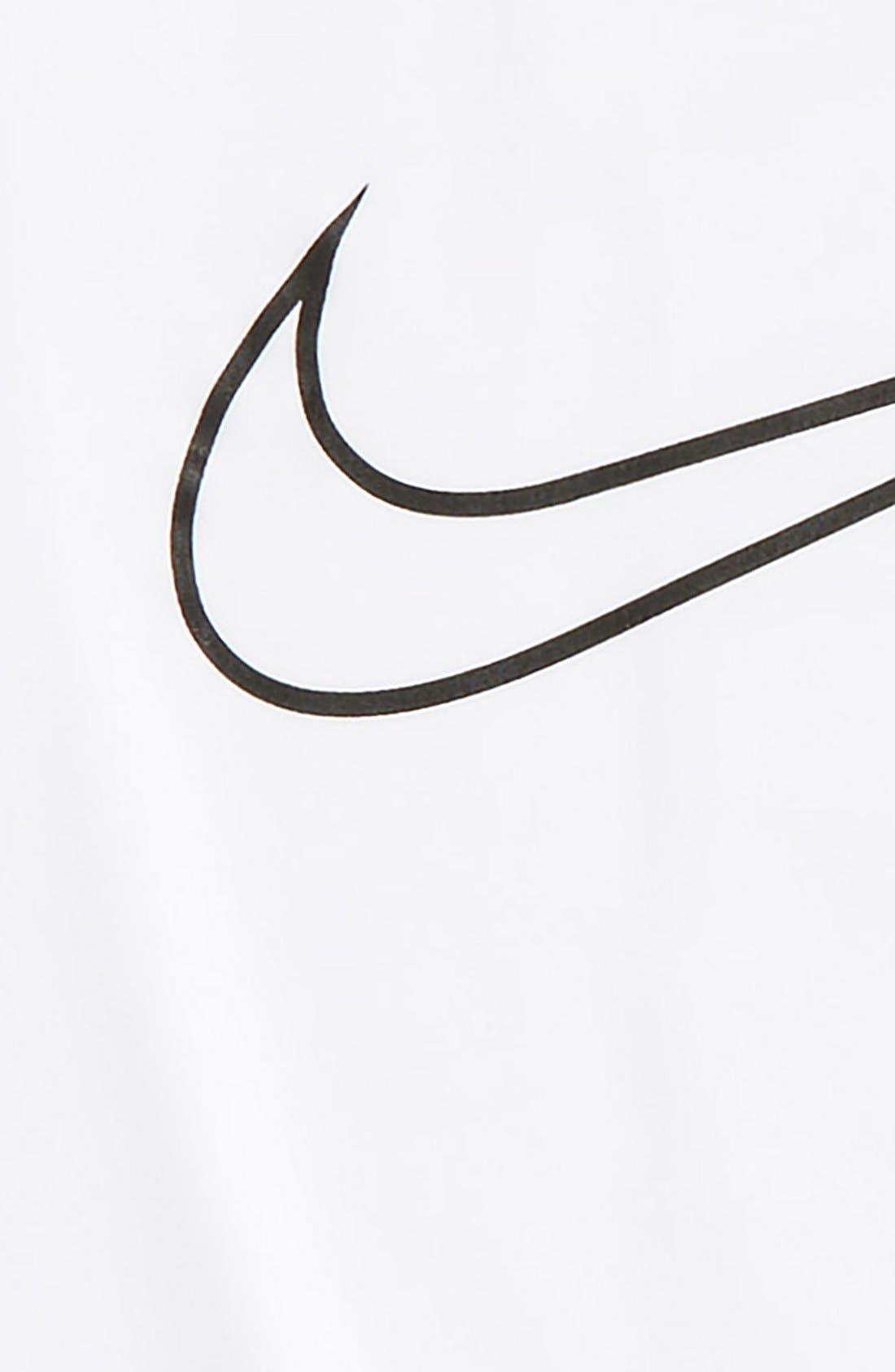 Alternate Image 2  - Nike Cool Dri-FIT T-Shirt (Little Boys & Big Boys)