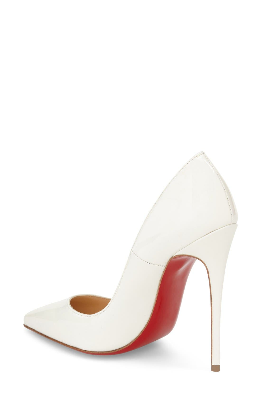Alternate Image 2  - Christian Louboutin So Kate Pointy Toe Pump