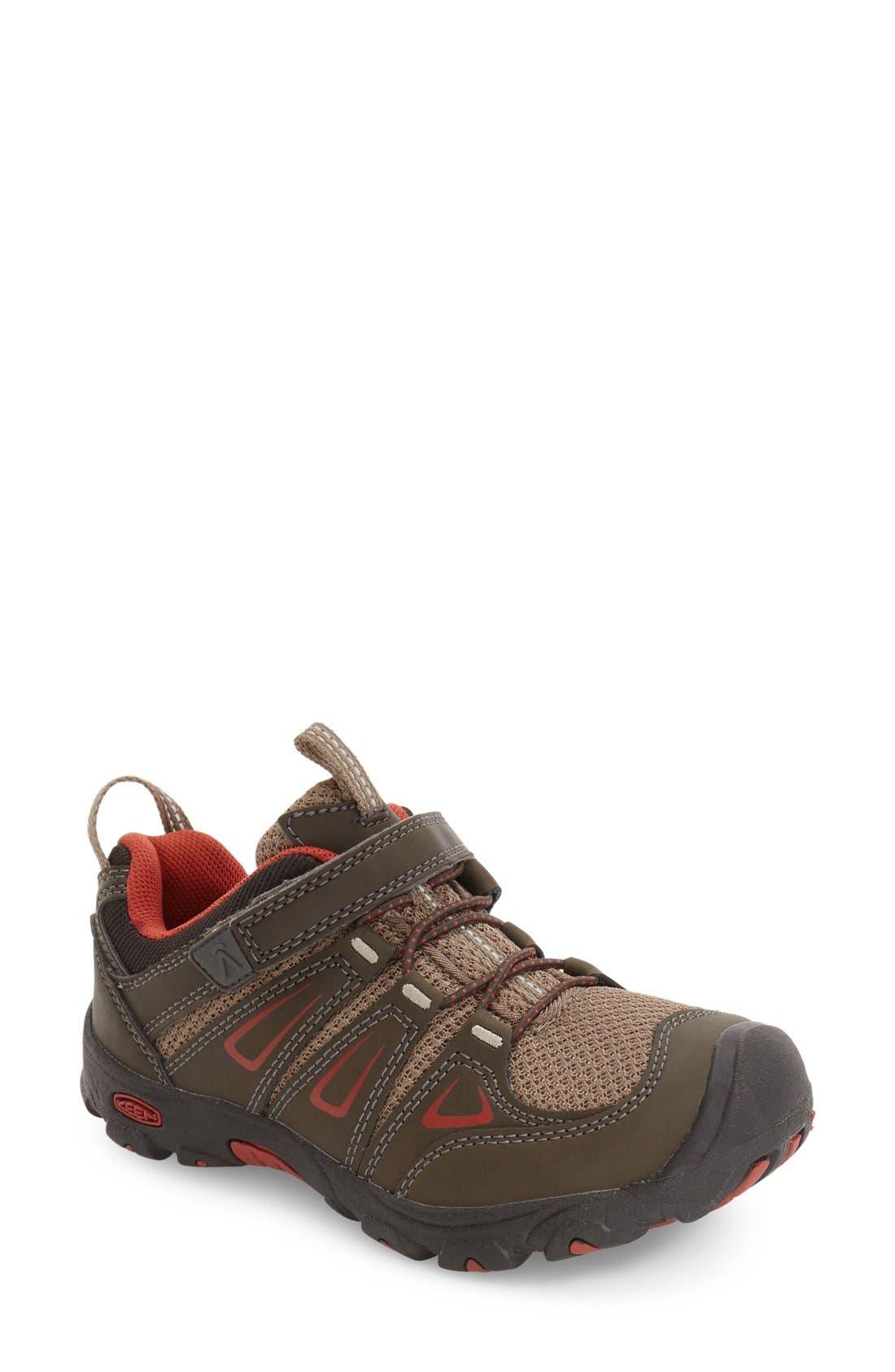 Keen Oakridge Hiking Shoe (Toddler, Little Kid & Big Kid)