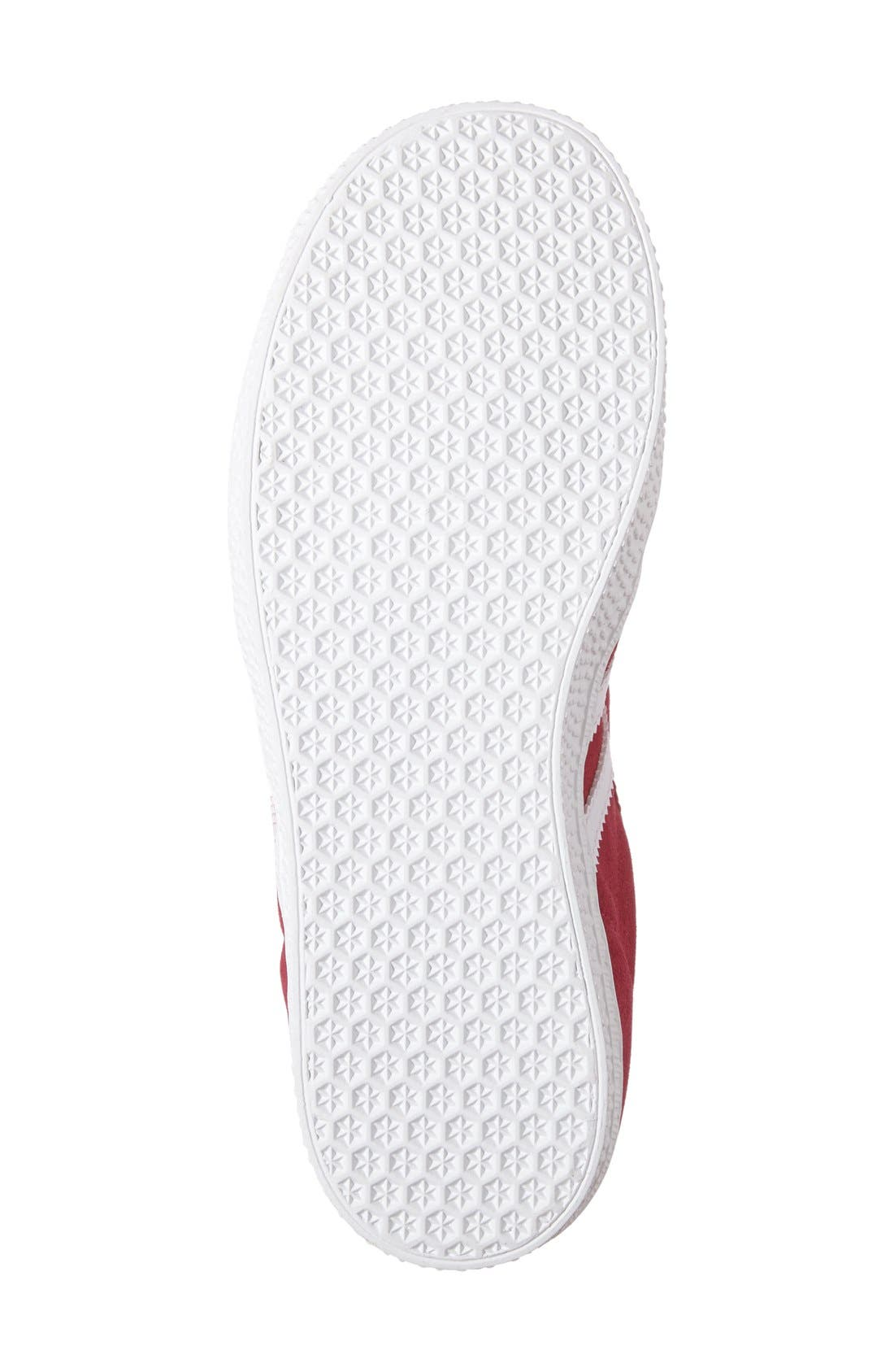 Gazelle Sneaker,                             Alternate thumbnail 4, color,                             Pink