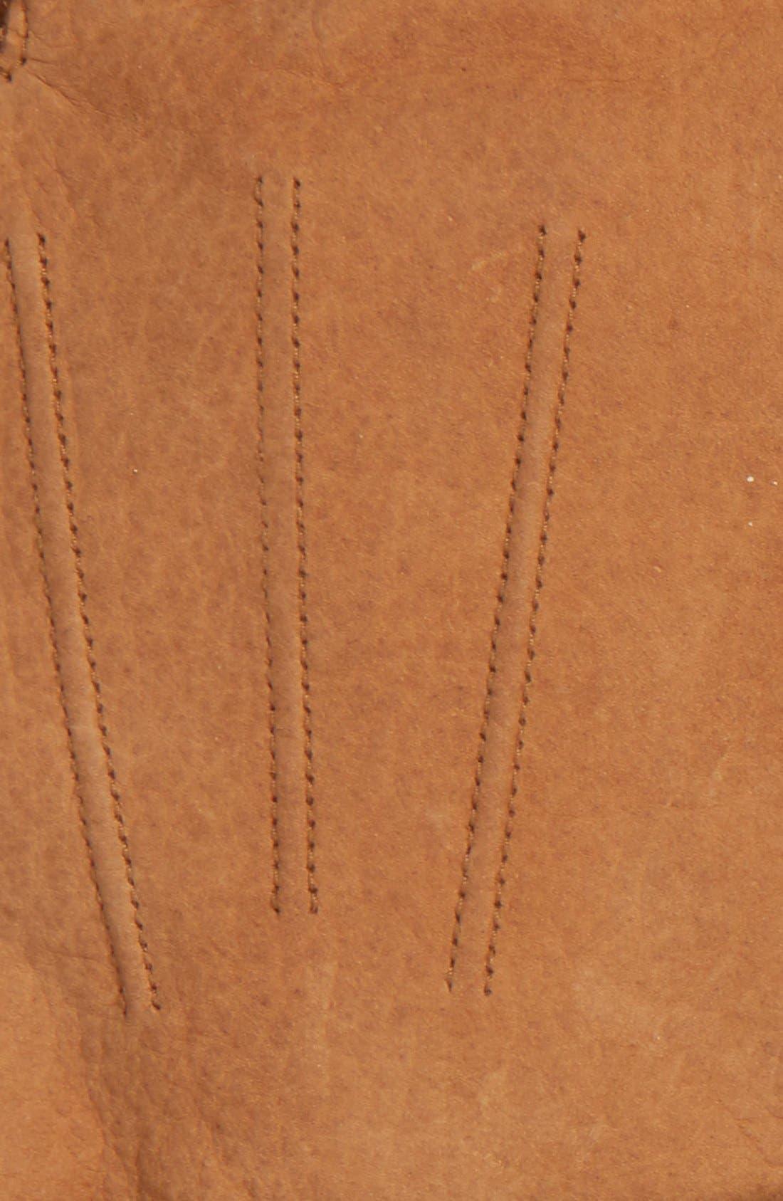 Alternate Image 2  - Barbour Leather Gloves
