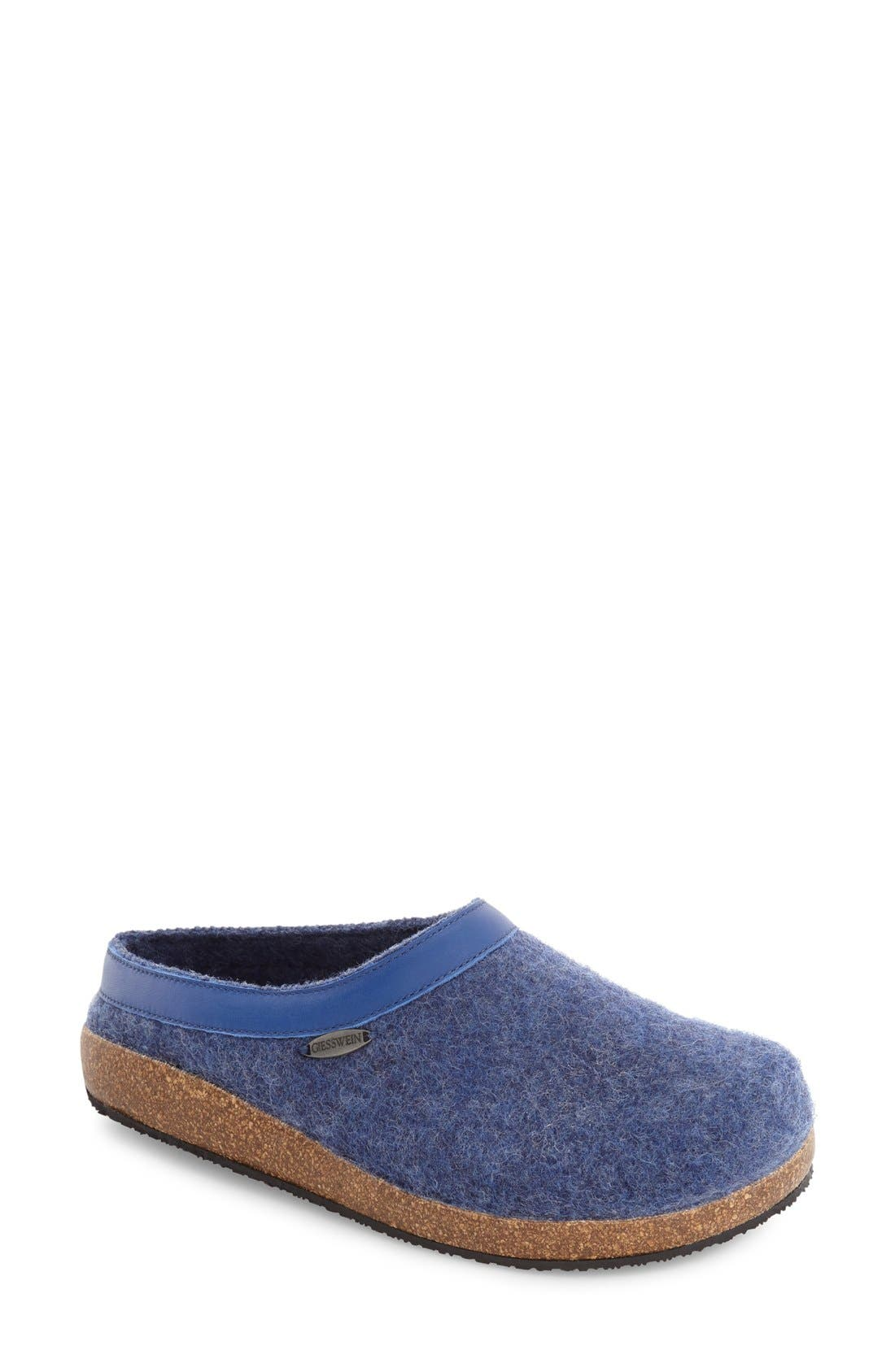 GIESSWEIN Acadia Water Repellent Slipper