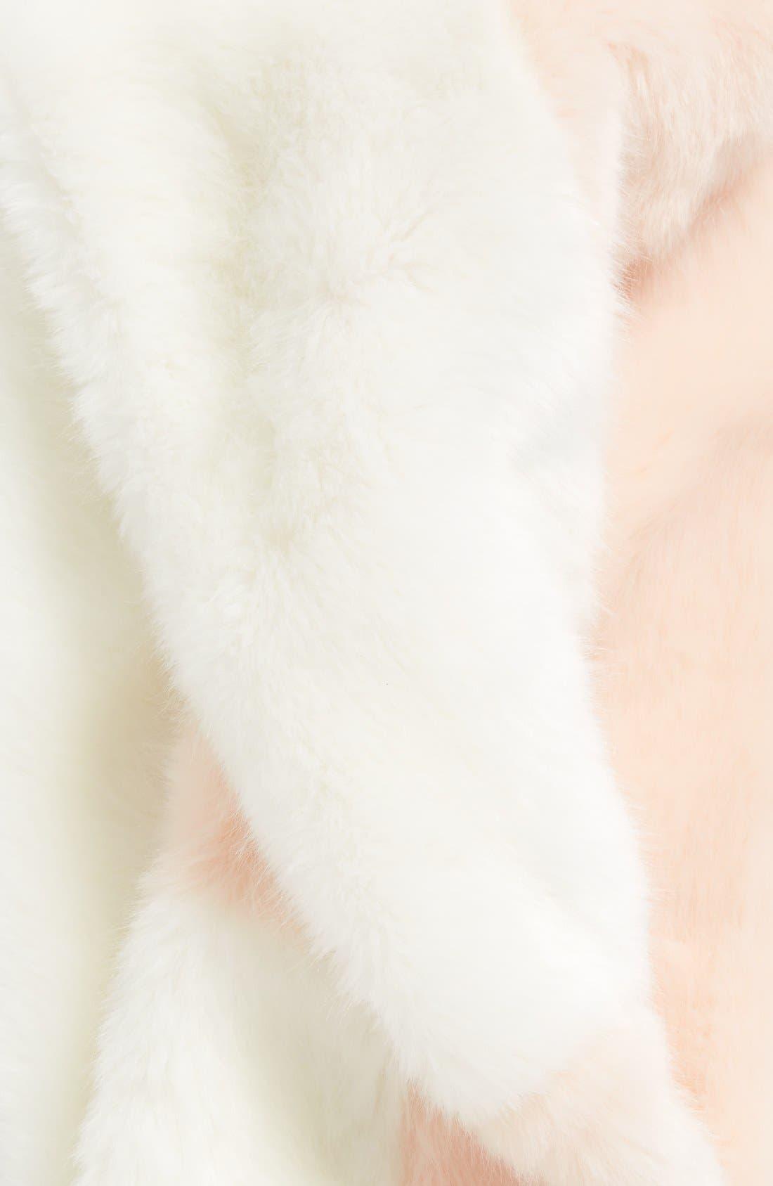 Alternate Image 3  - Leith Faux Fur Snood