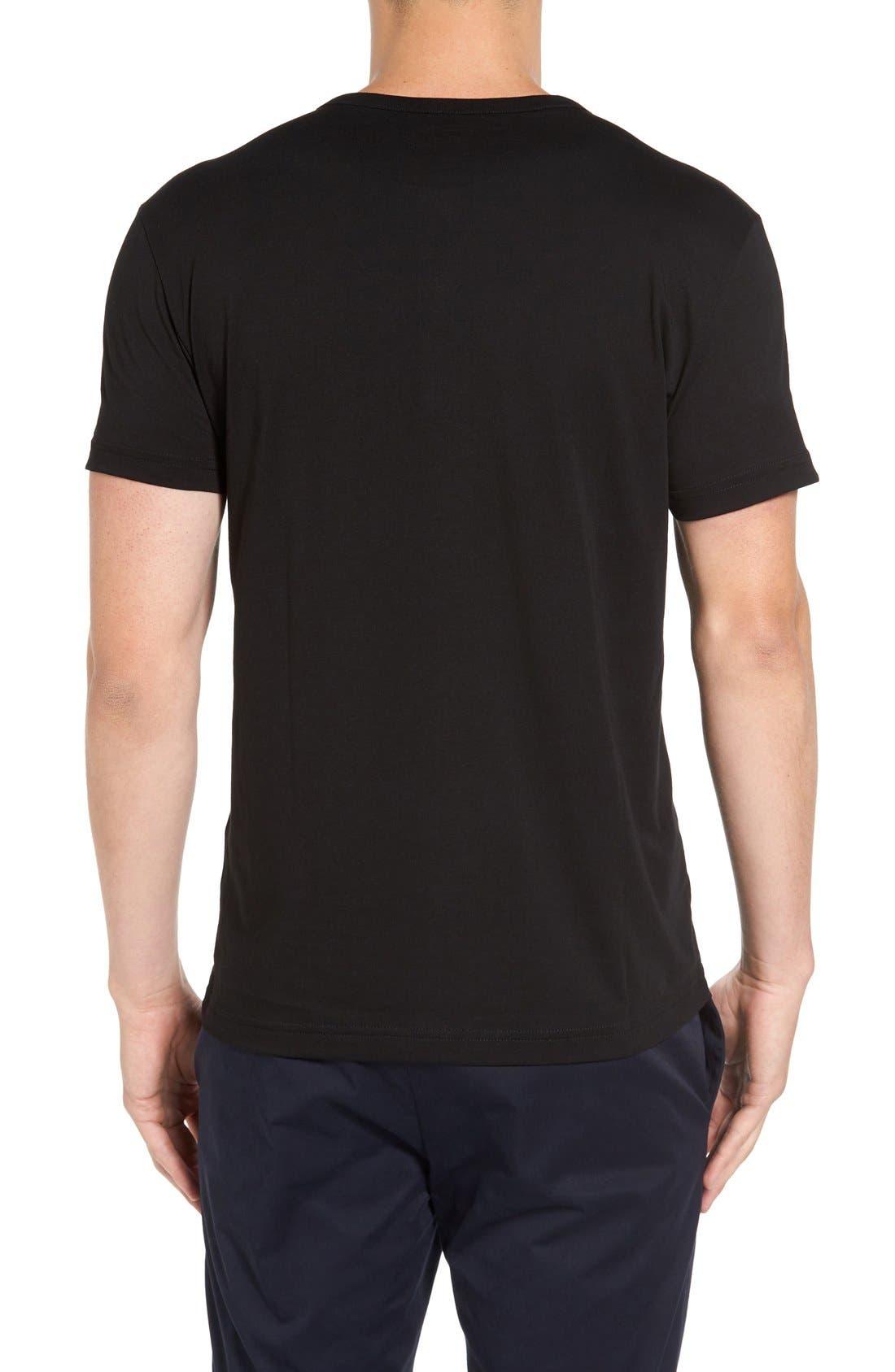 Black t shirt back and front plain - Black T Shirt Back And Front Plain 28