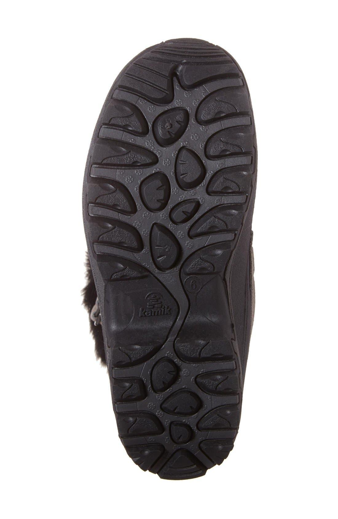 Alternate Image 4  - Kamik Snowvalley Waterproof Boot with Faux Fur Cuff (Women)
