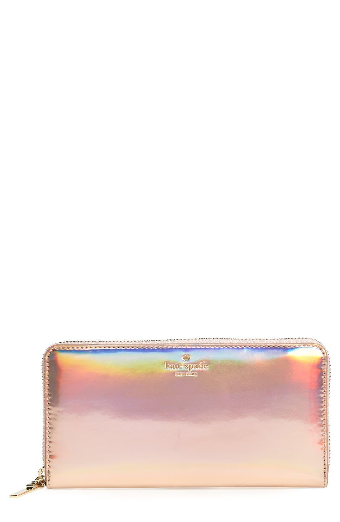 Main Image - kate spade new york rainer lane lacey wallet