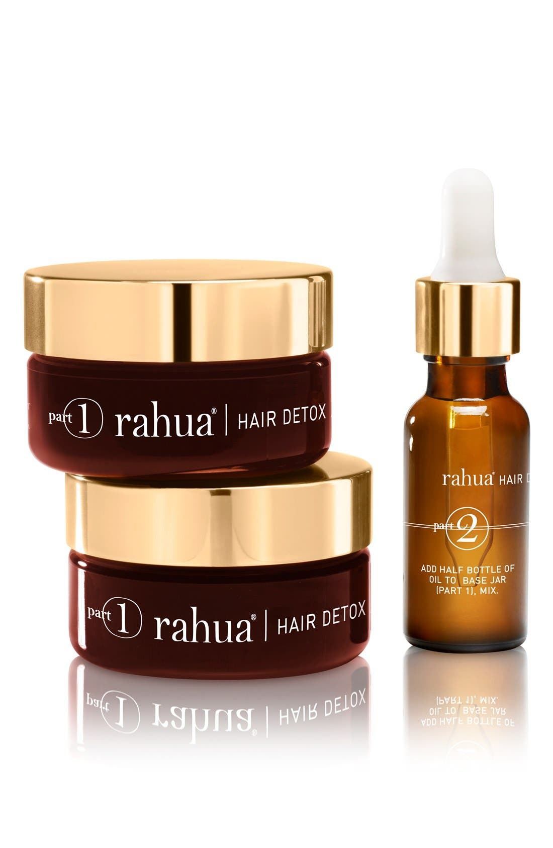 SPACE.NK.apothecary rahua® Detox & Renewal Treatment Set