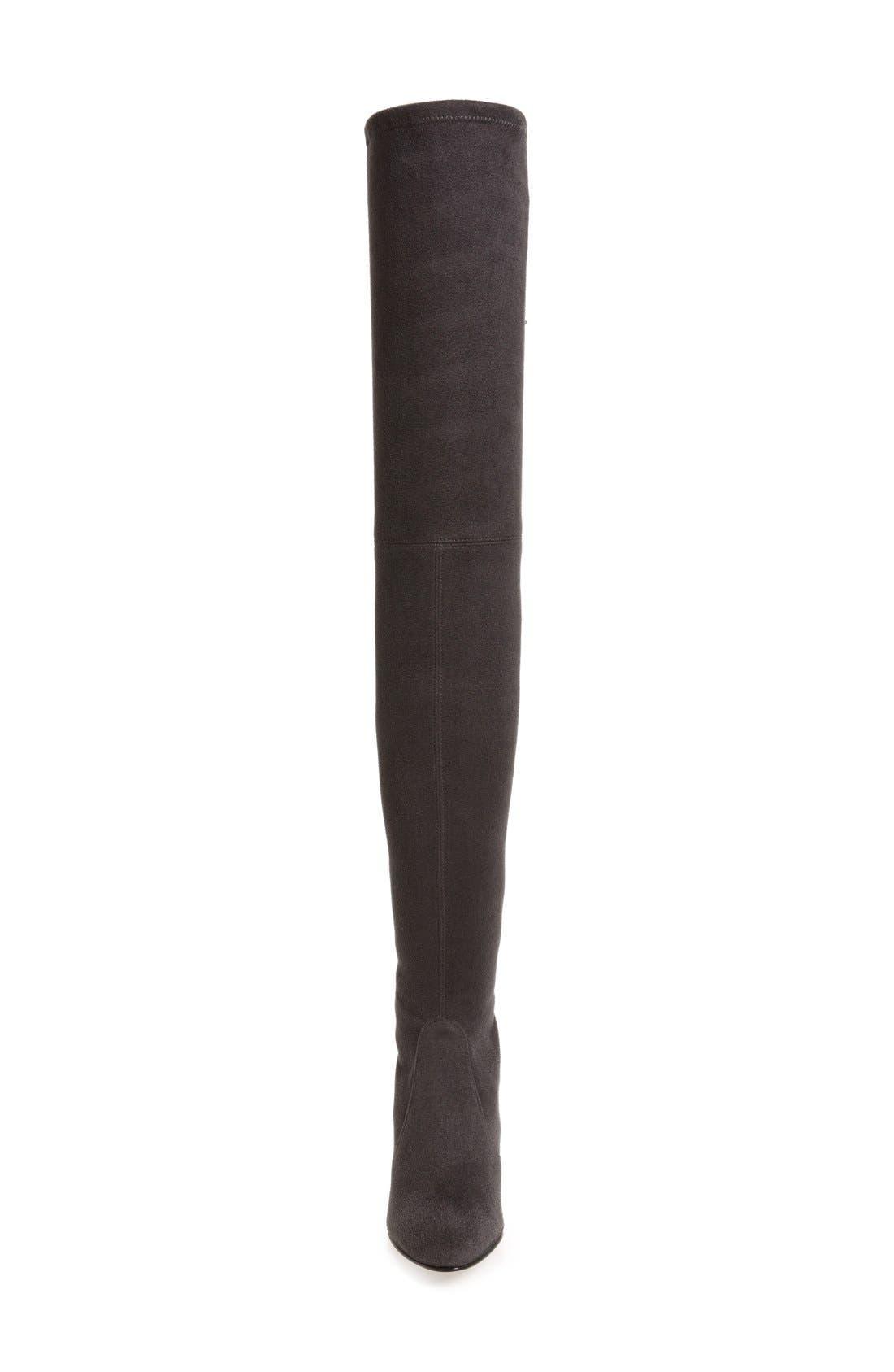 Alternate Image 3  - Stuart Weitzman 'All Legs' Thigh High Boot (Women)