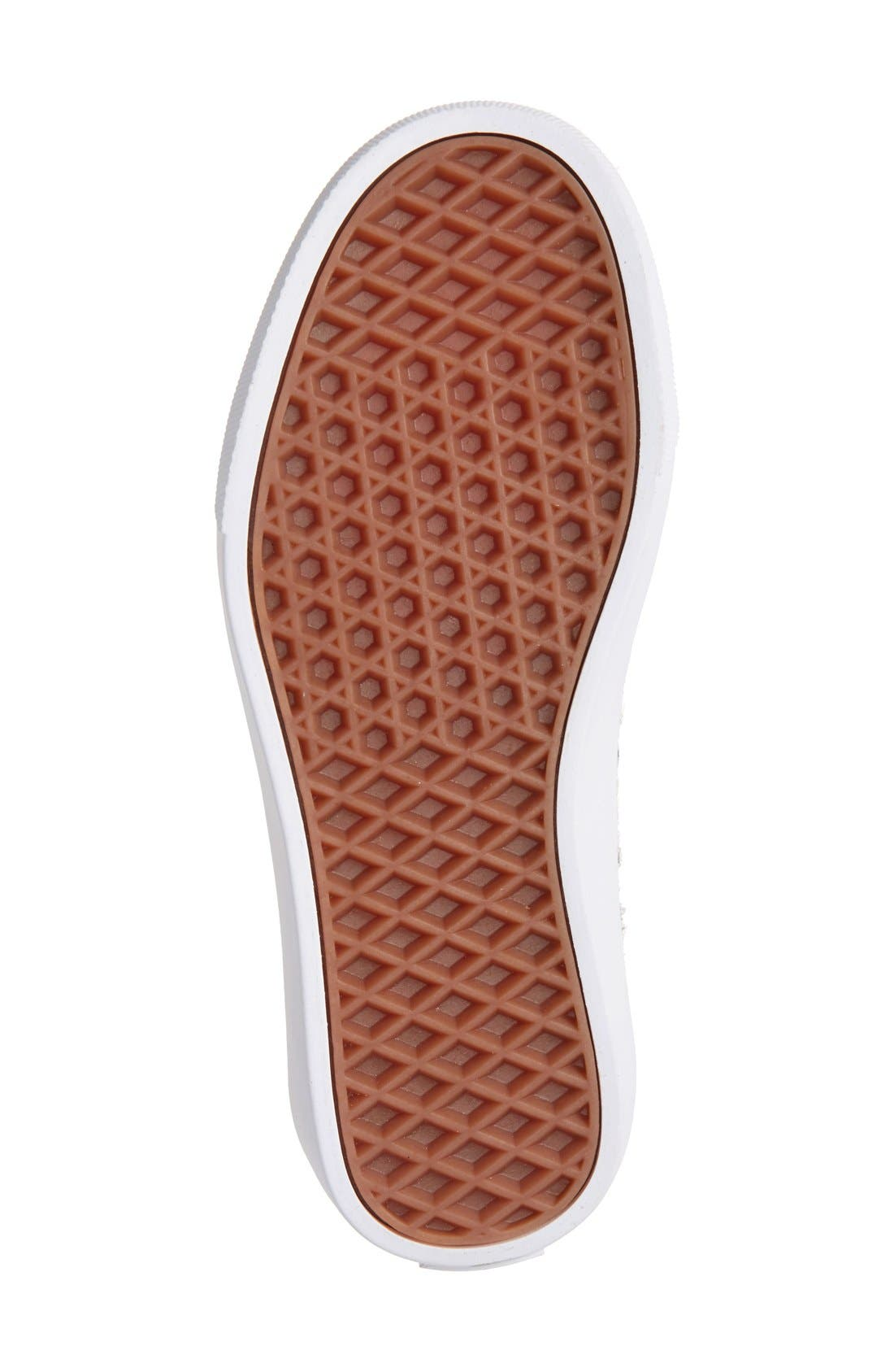 Alternate Image 4  - Vans Sk8-Hi High Top Sneaker (Women)