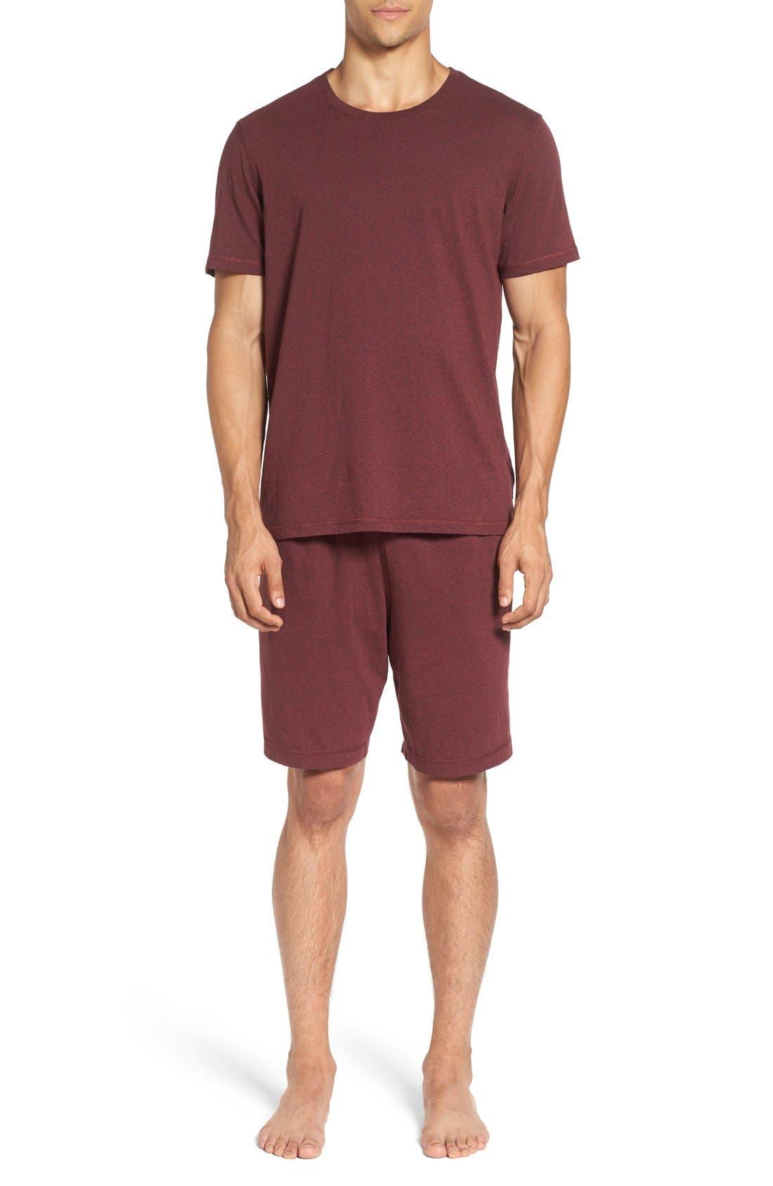 Alternate Image 6  - Daniel Buchler Recycled Cotton Blend T-Shirt