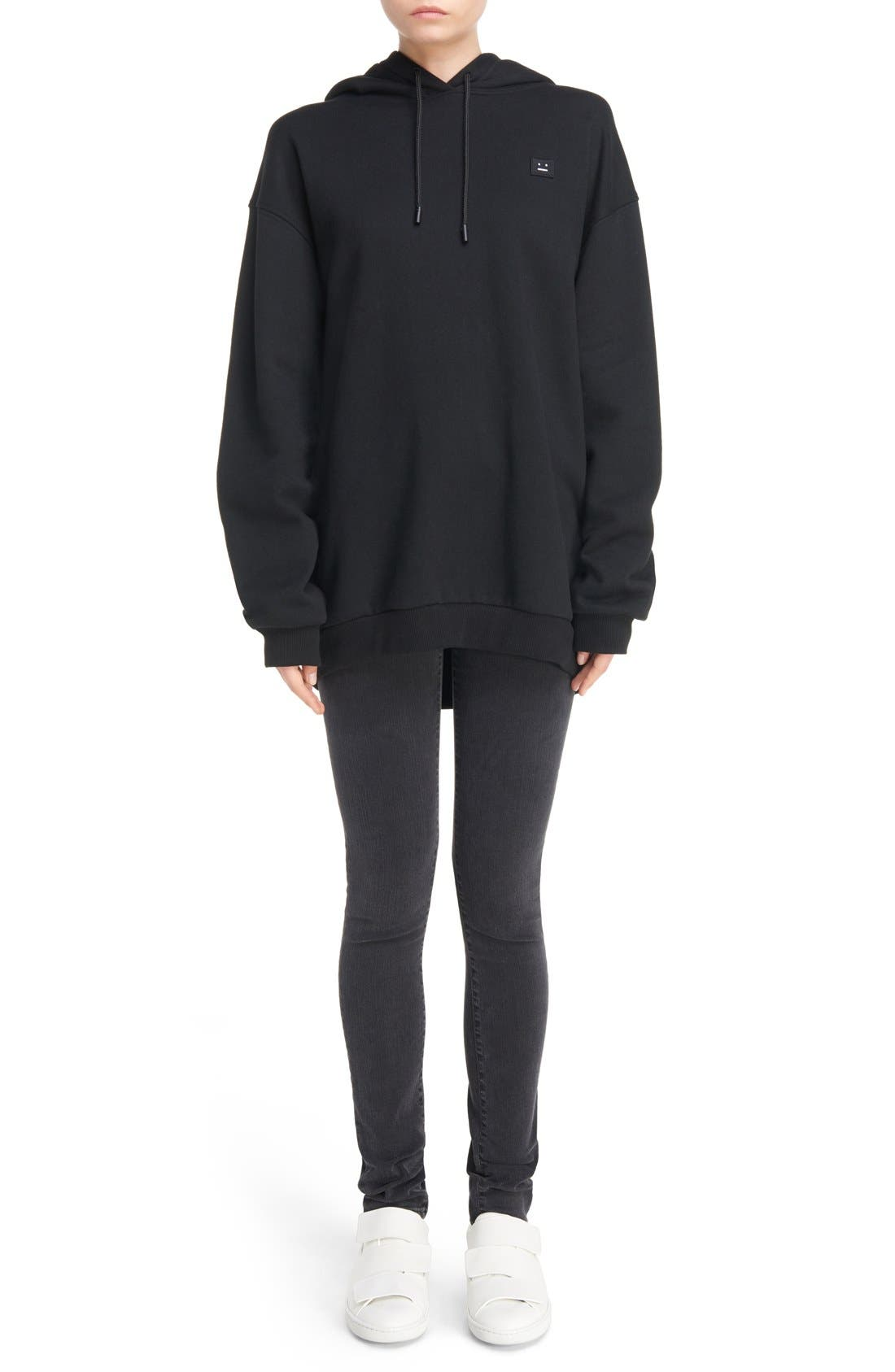 Alternate Image 7  - ACNE Studios Yala Patch Hoodie