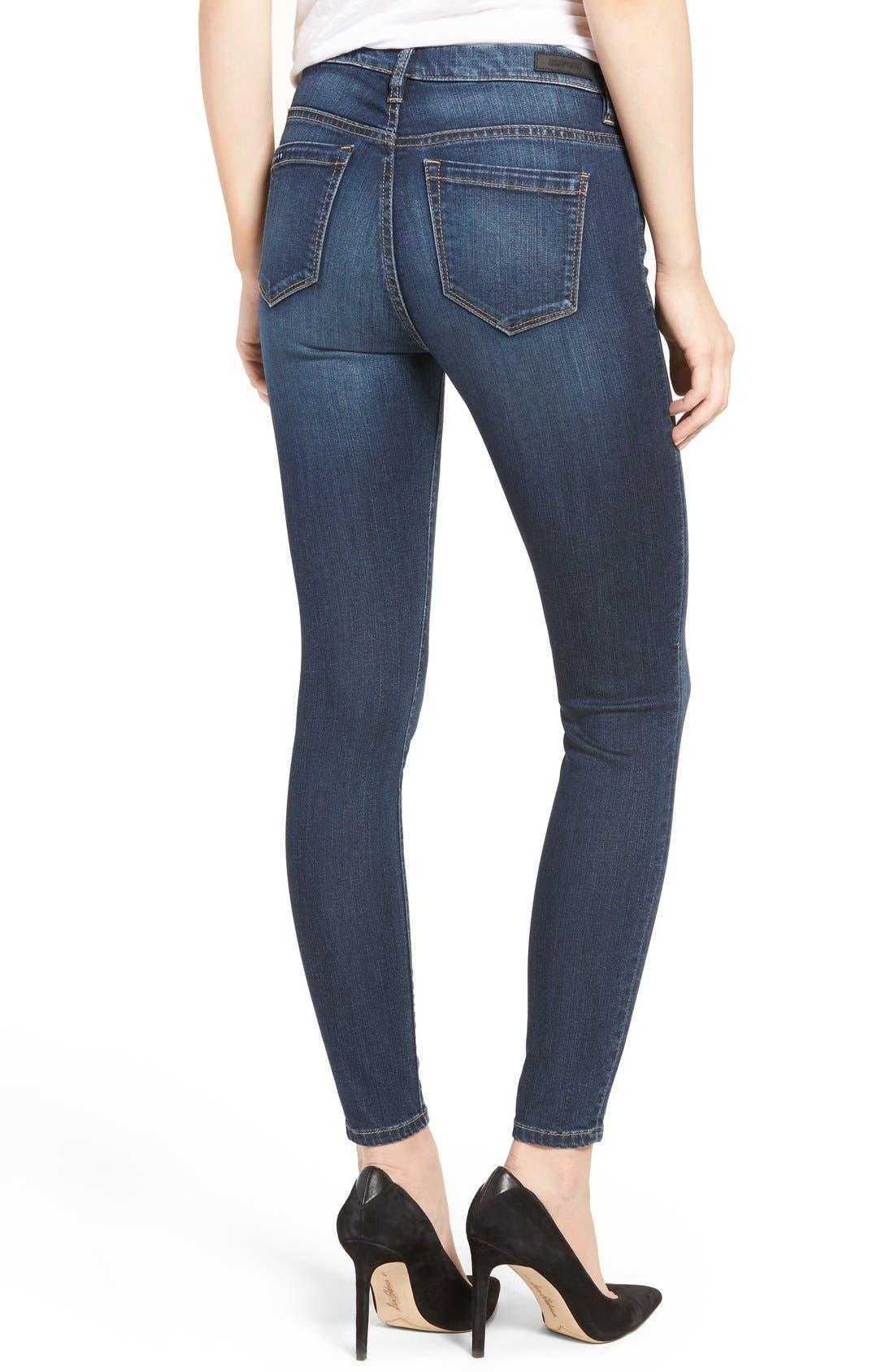 Alternate Image 2  - BLANKNYC Skinny Jeans (The Real Feel)