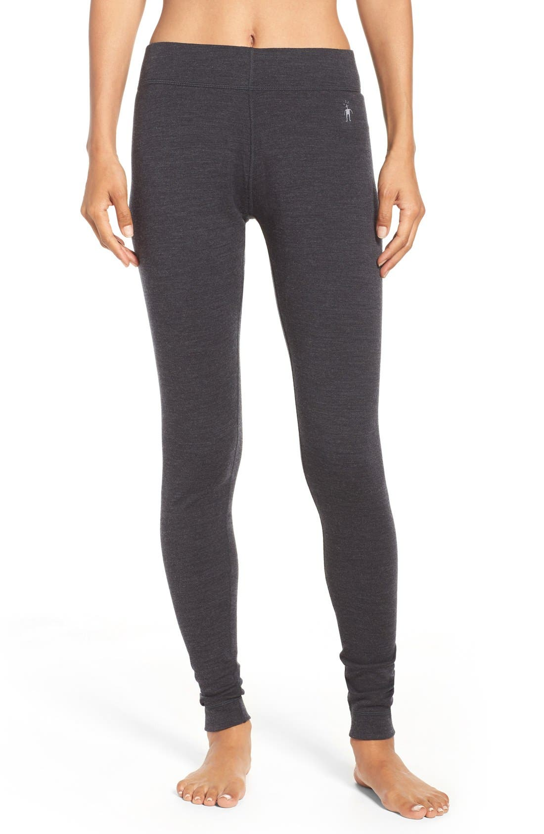 'NTS Mid 250' Bottoms,                         Main,                         color, Charcoal Heather