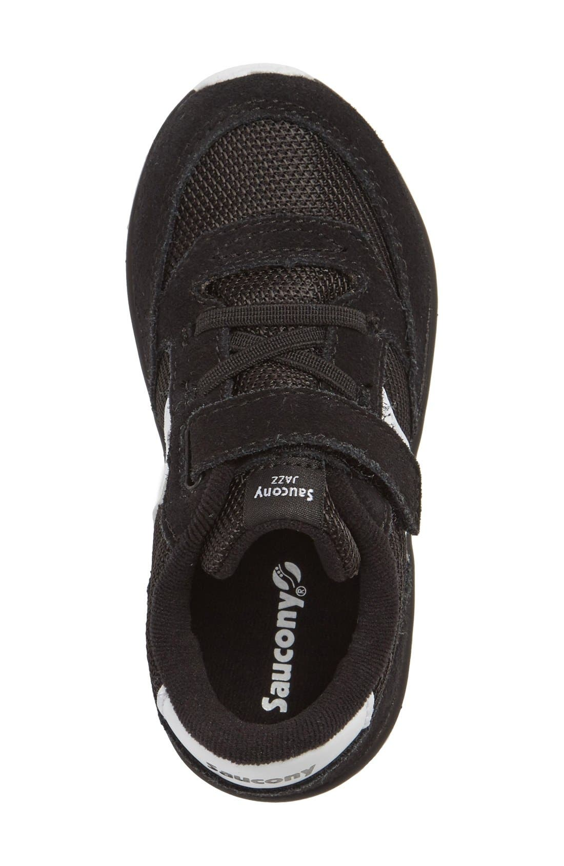 'Baby Jazz - Lite' Sneaker,                             Alternate thumbnail 3, color,                             Black