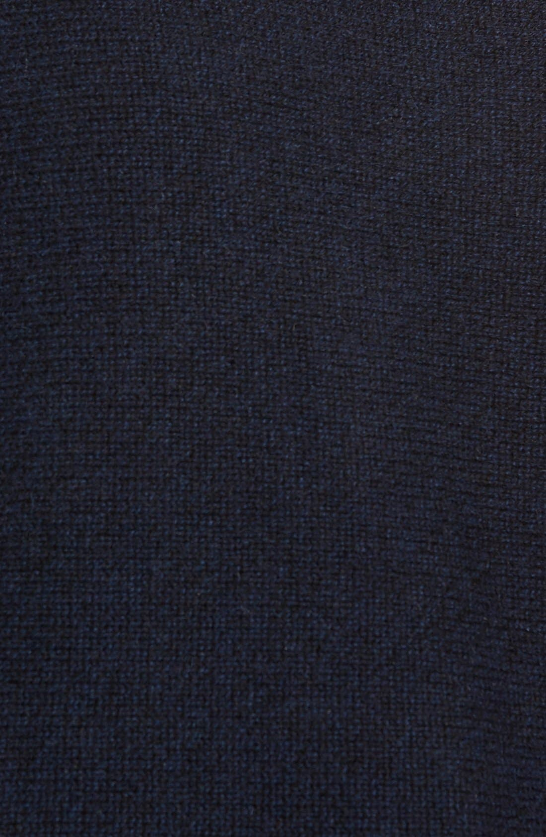 Alternate Image 5  - Nordstrom Collection Cross Back Cashmere Sweater