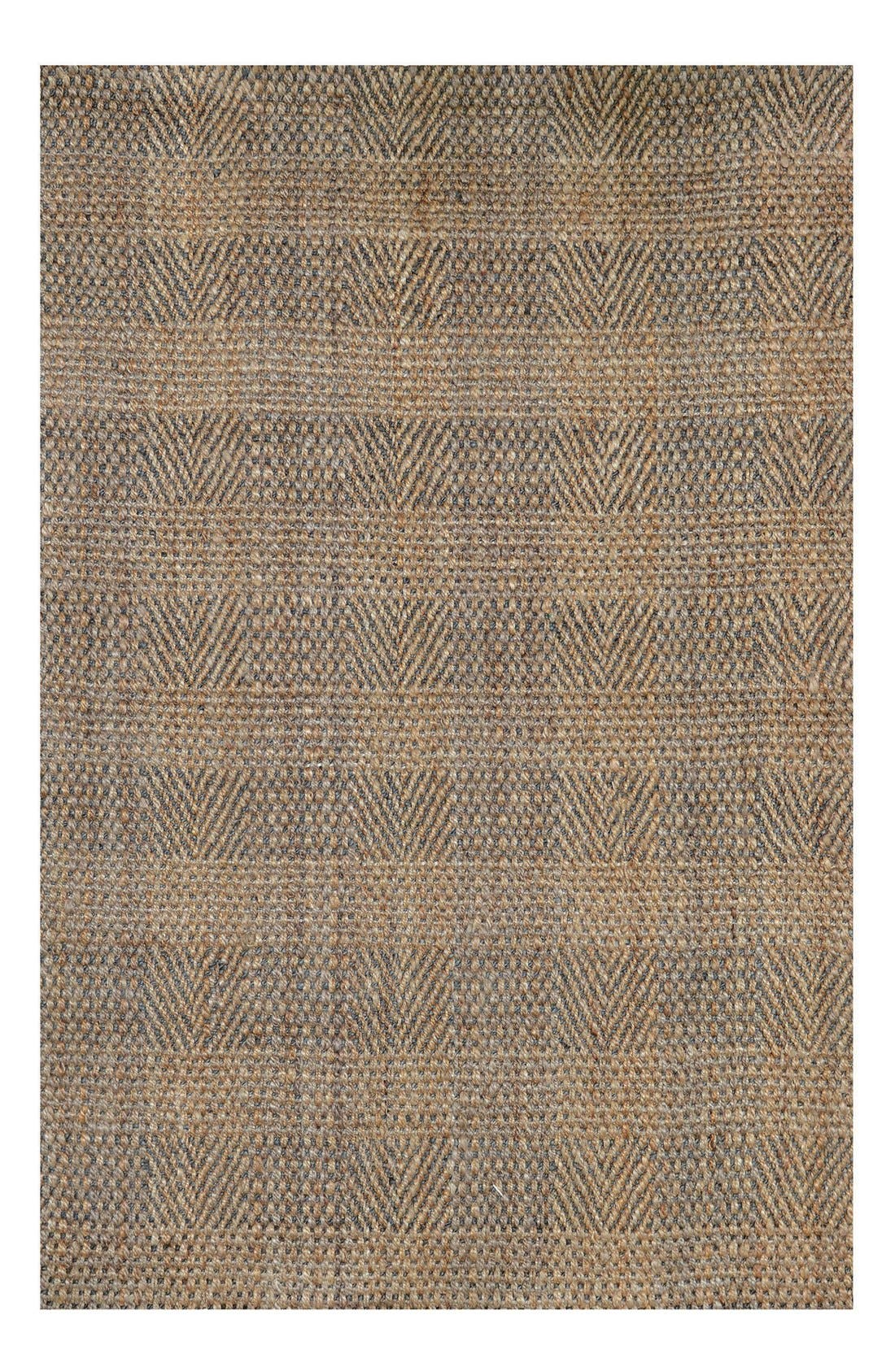 Villa Home Collection Tiles Rug