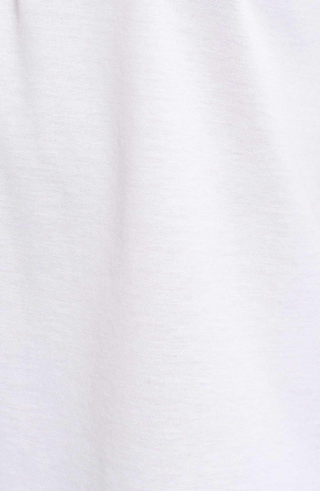 Alternate Image 5  - BOSS Pack Trim Fit Piqué Polo