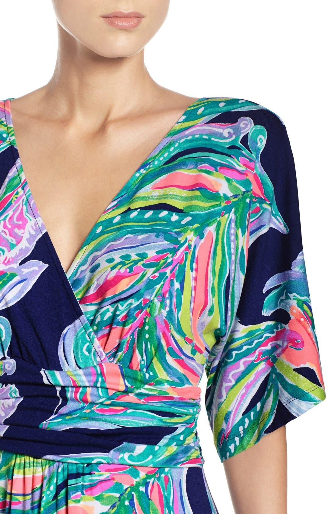 Alternate Image 4  - Lilly Pulitzer® Parigi Maxi Dress