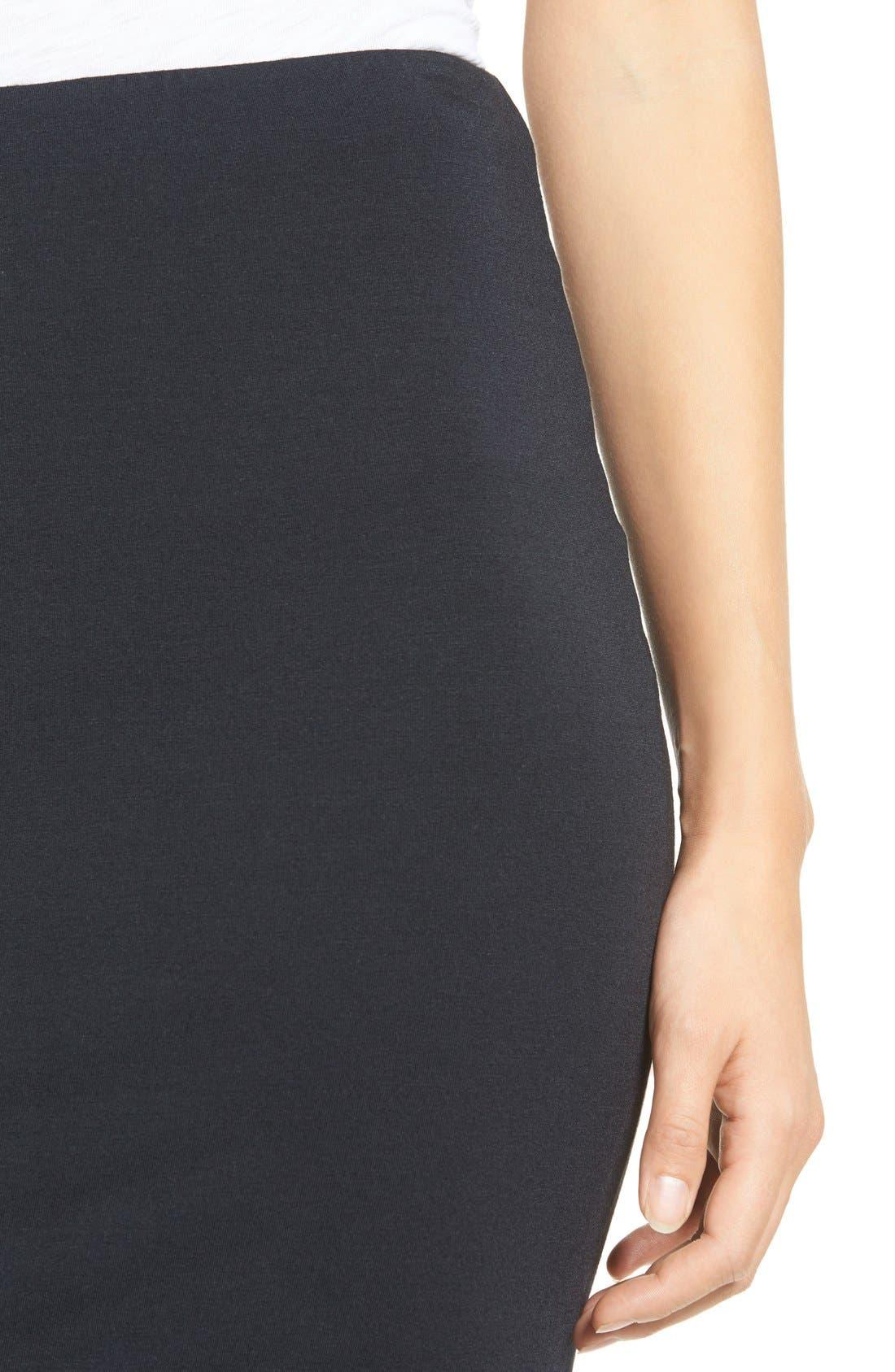 Alternate Image 4  - Amour Vert 'Yuma' Stretch Knit Skirt