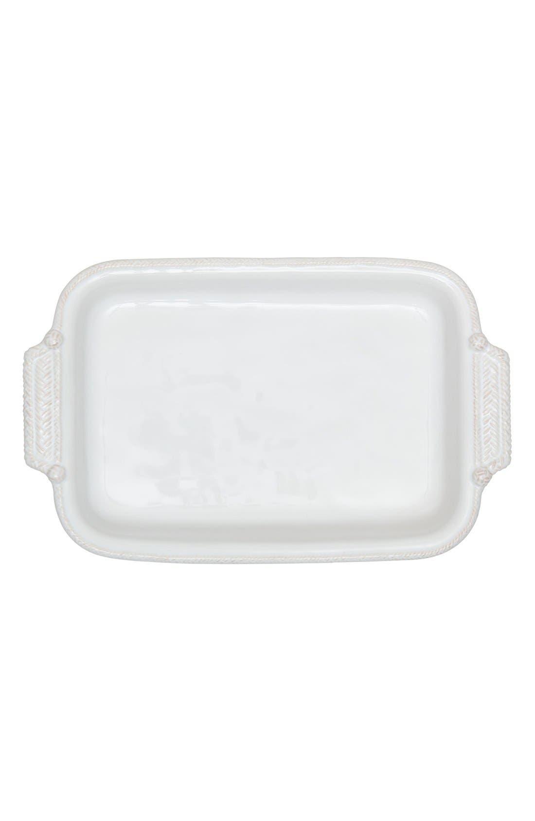 Main Image - Juliska Le Panier 2.5-Quart Rectangular Baking Dish