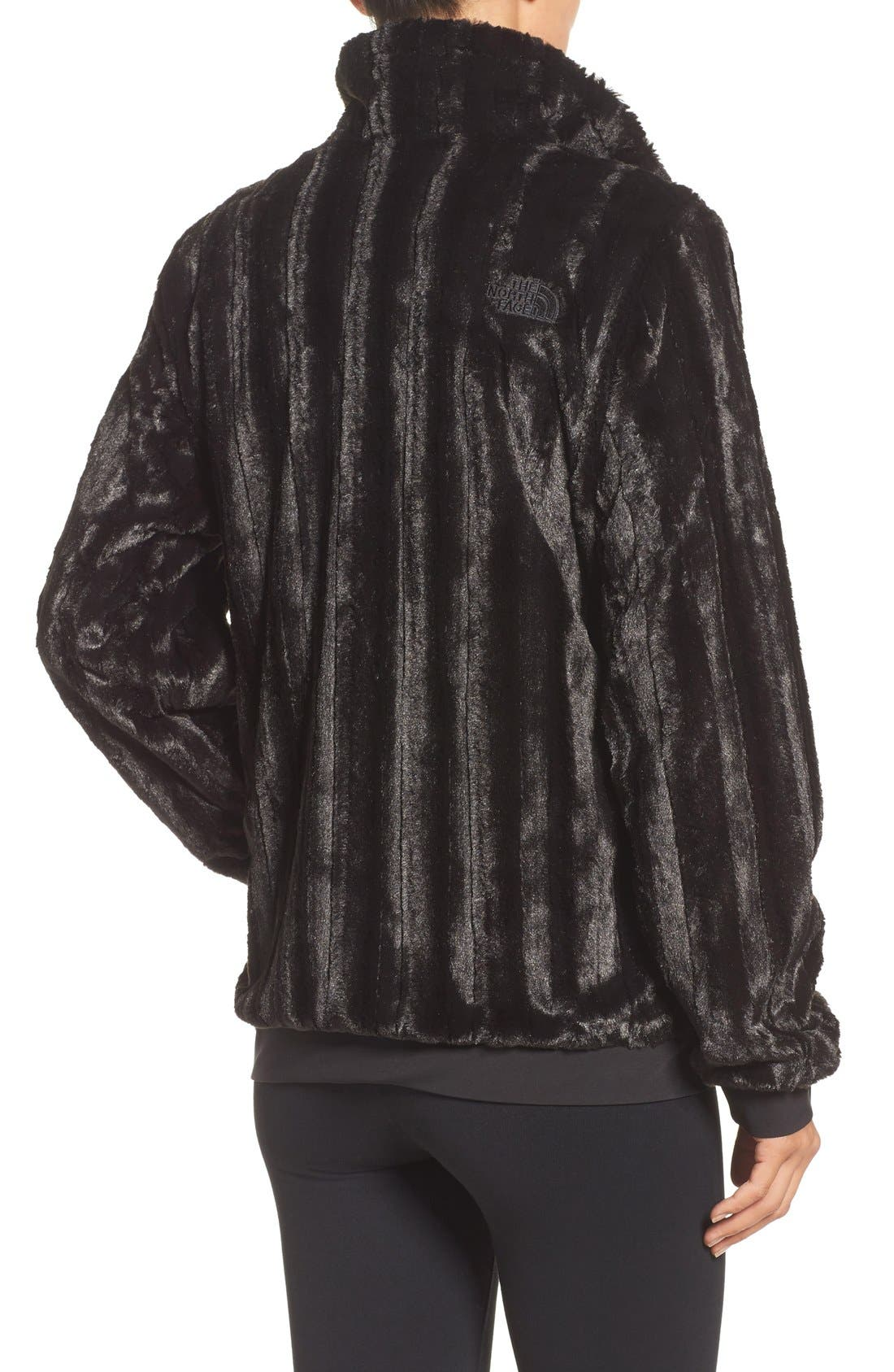 Alternate Image 2  - The North Face Furlander Faux Fur Fleece Jacket
