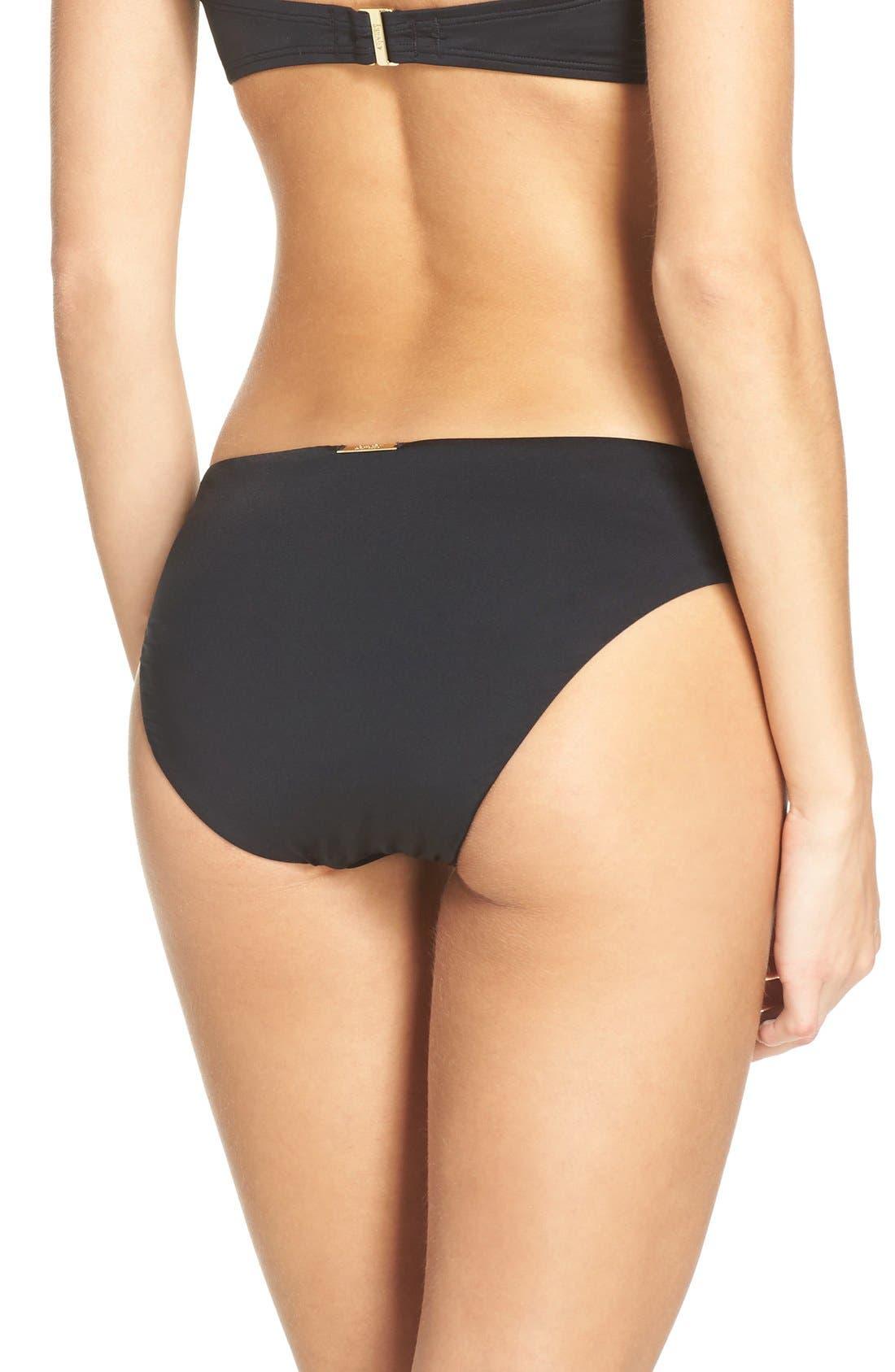 Alternate Image 2  - Laundry by Shelli Segal Bikini Bottoms