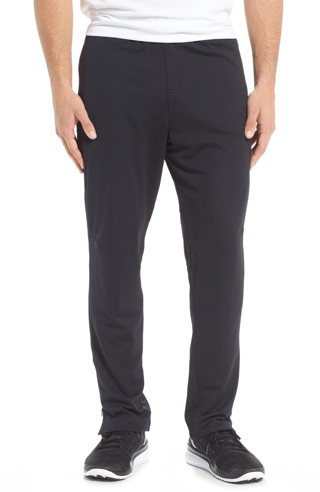 Maverick Tapered Pants,                             Main thumbnail 1, color,                             Black